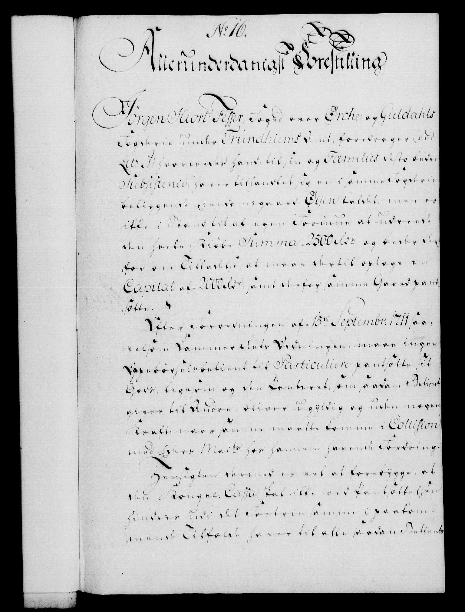 RA, Rentekammeret, Kammerkanselliet, G/Gf/Gfa/L0053: Norsk relasjons- og resolusjonsprotokoll (merket RK 52.53), 1771, s. 100