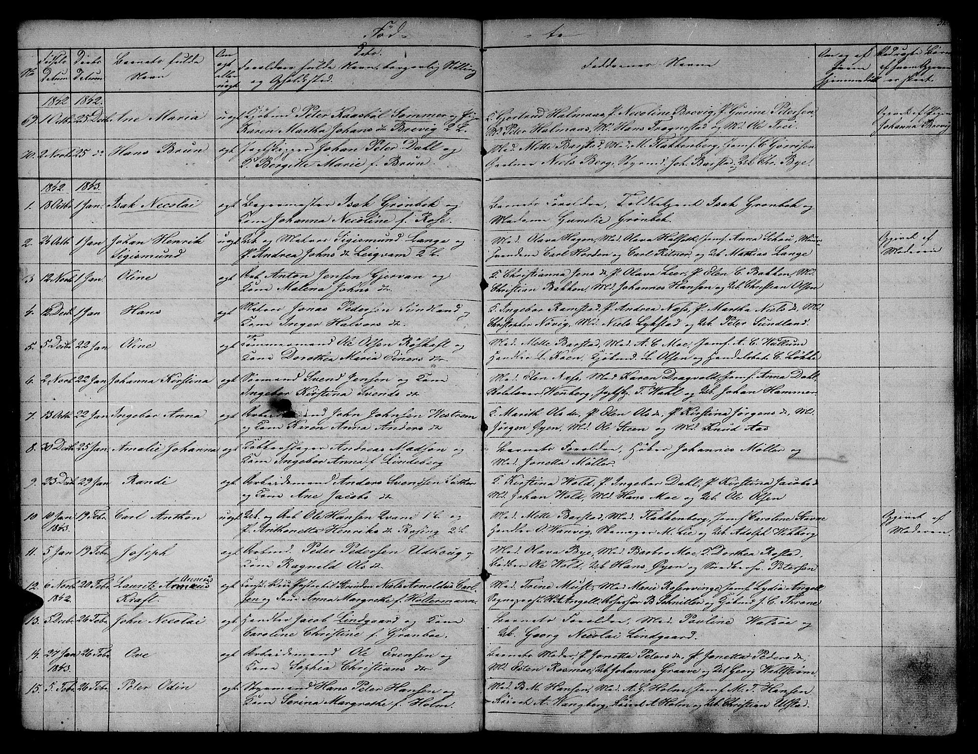 SAT, Ministerialprotokoller, klokkerbøker og fødselsregistre - Sør-Trøndelag, 604/L0182: Ministerialbok nr. 604A03, 1818-1850, s. 37