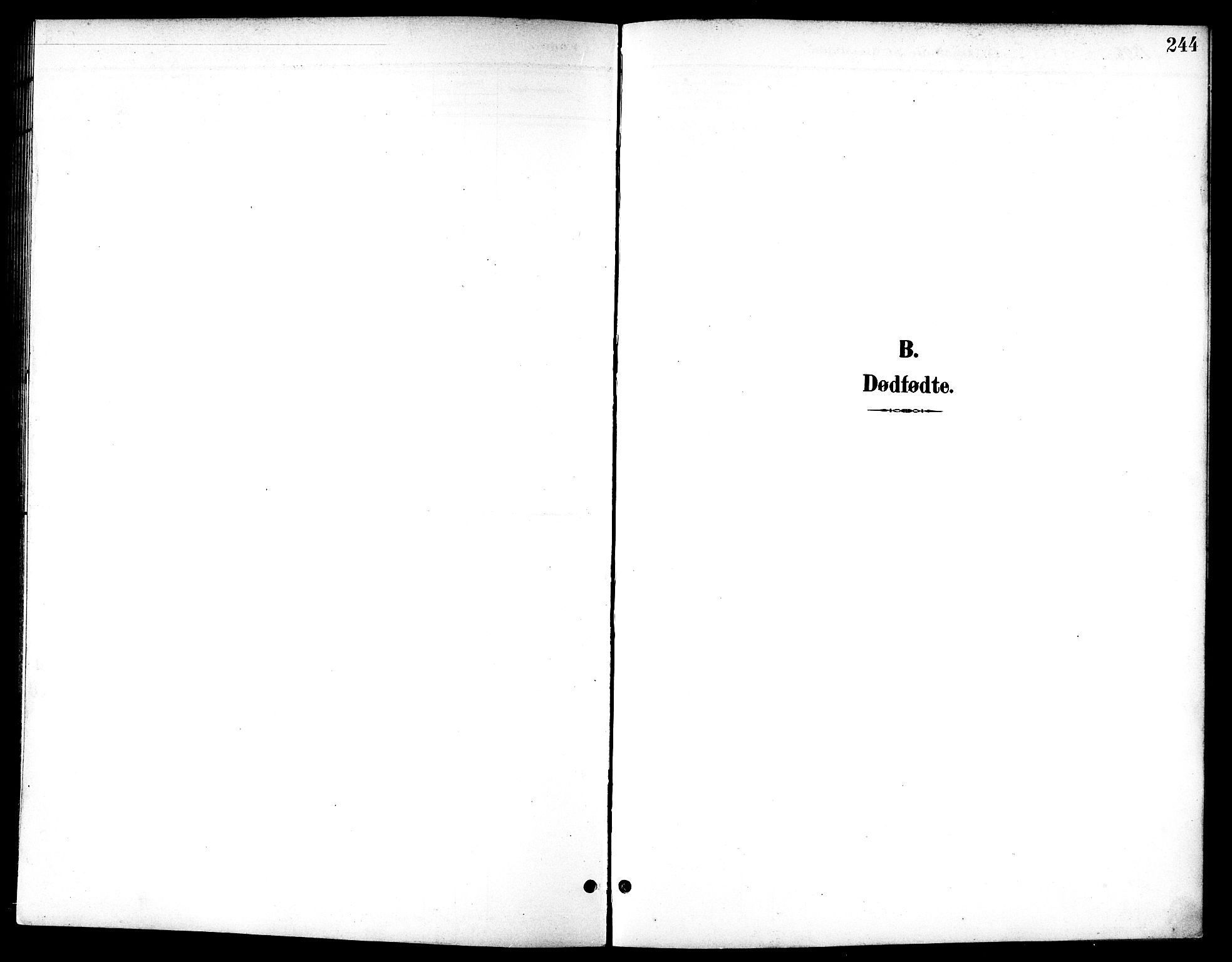 SAT, Ministerialprotokoller, klokkerbøker og fødselsregistre - Sør-Trøndelag, 601/L0094: Klokkerbok nr. 601C12, 1898-1911, s. 244