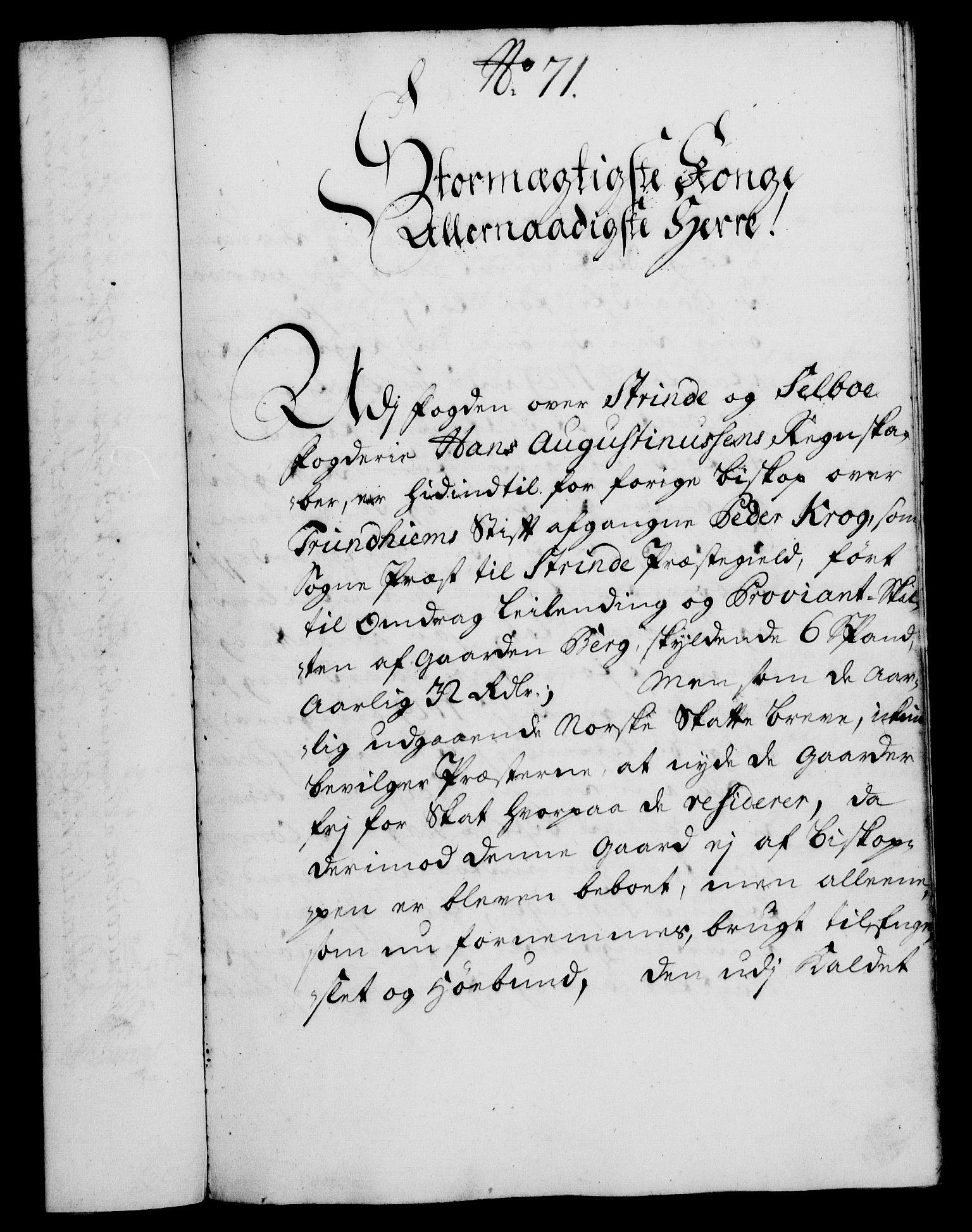RA, Rentekammeret, Kammerkanselliet, G/Gf/Gfa/L0016: Norsk relasjons- og resolusjonsprotokoll (merket RK 52.16), 1733, s. 384