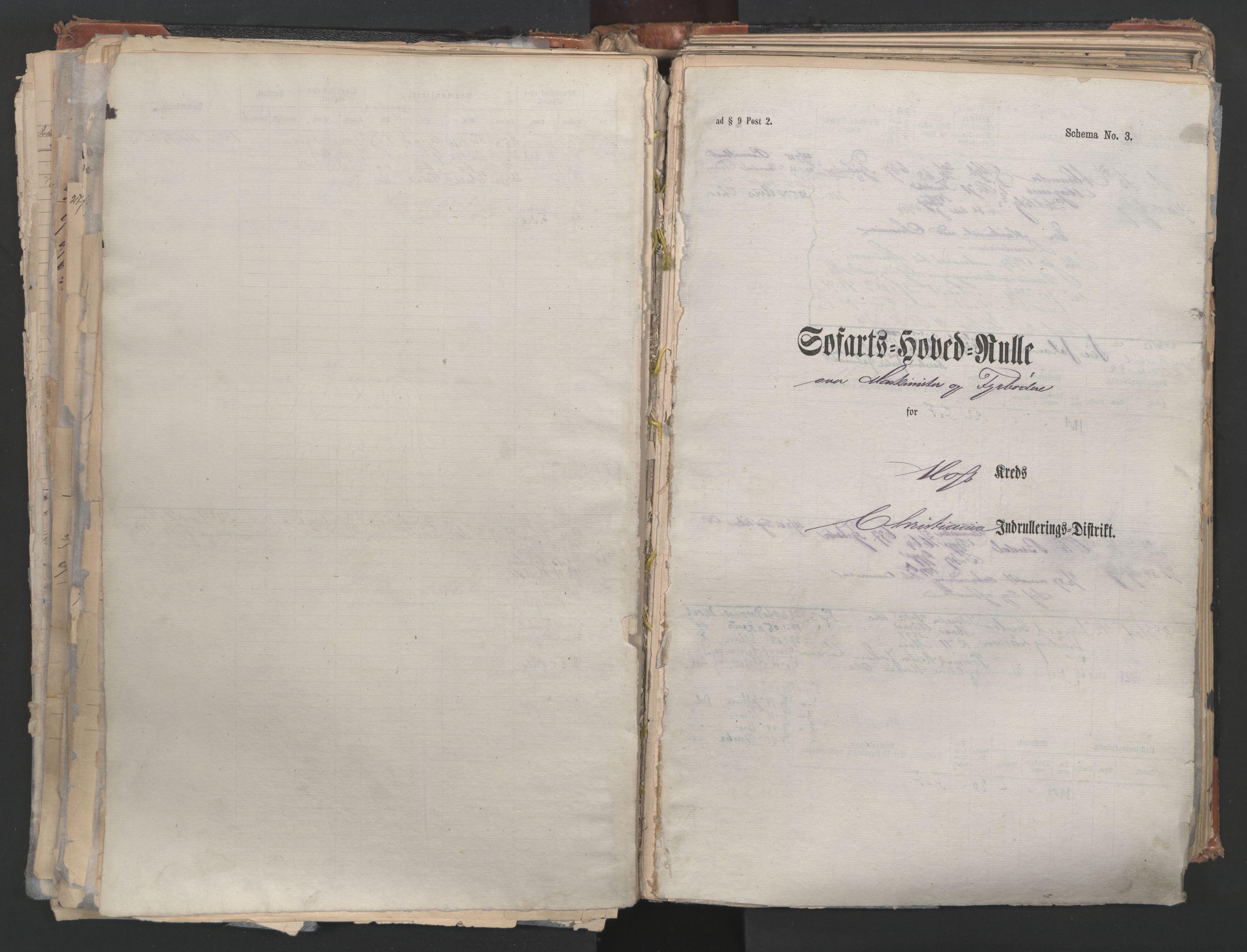 SAO, Oslo sjømannskontor, F/Fd/L0006: B-rulle, 1883, s. upaginert