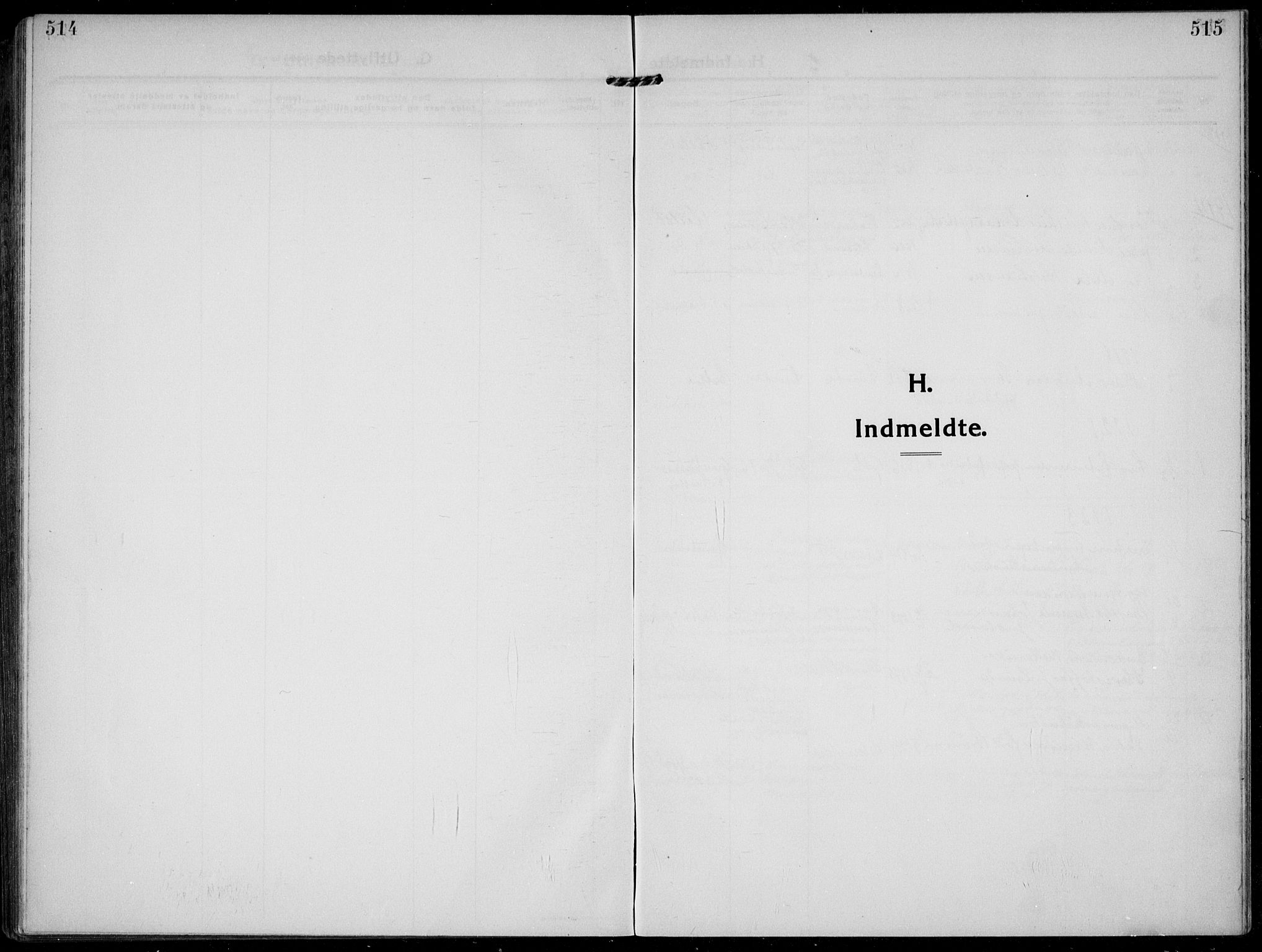 SAKO, Solum kirkebøker, F/Fb/L0004: Ministerialbok nr. II 4, 1913-1924, s. 514-515