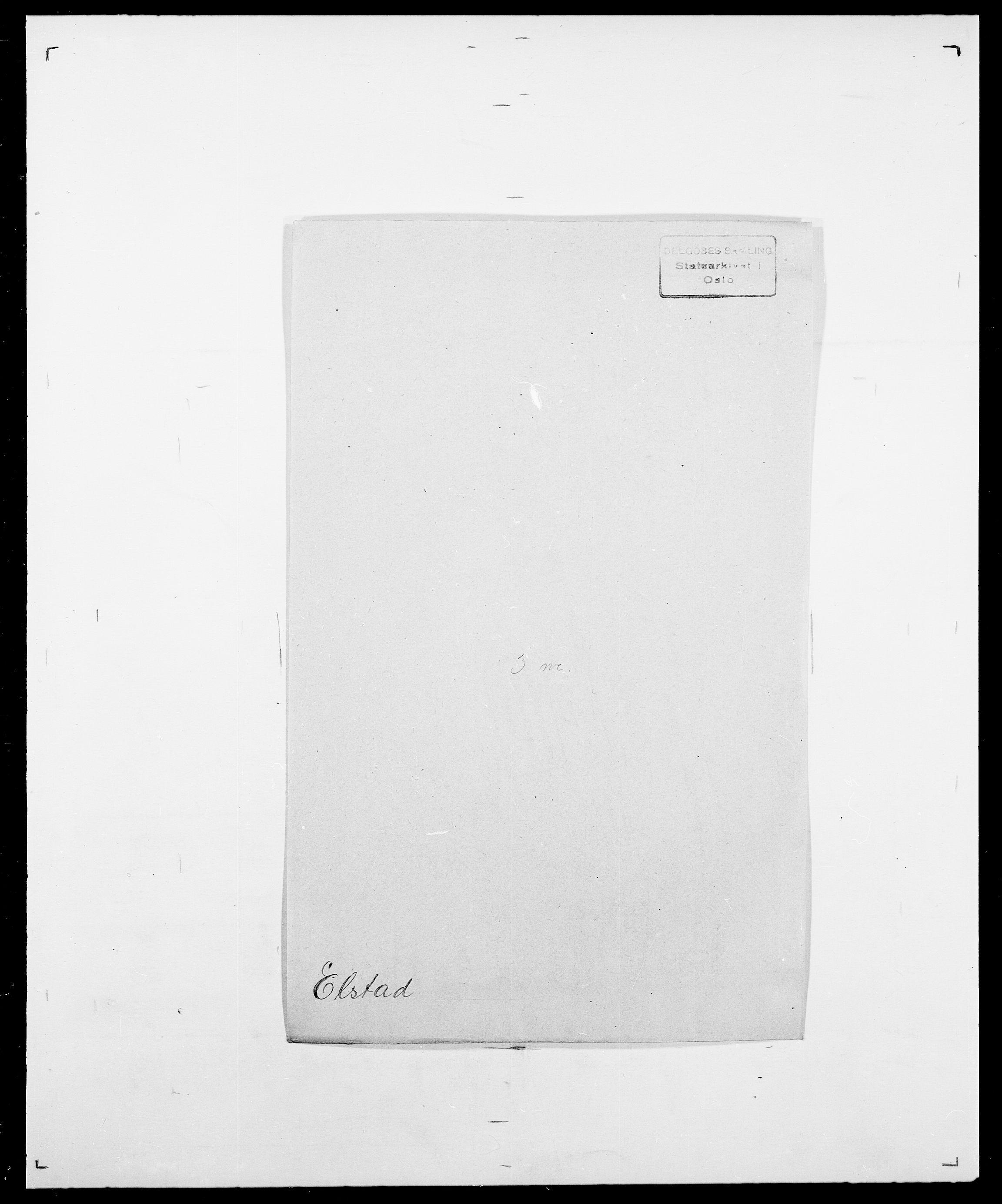 SAO, Delgobe, Charles Antoine - samling, D/Da/L0010: Dürendahl - Fagelund, s. 443