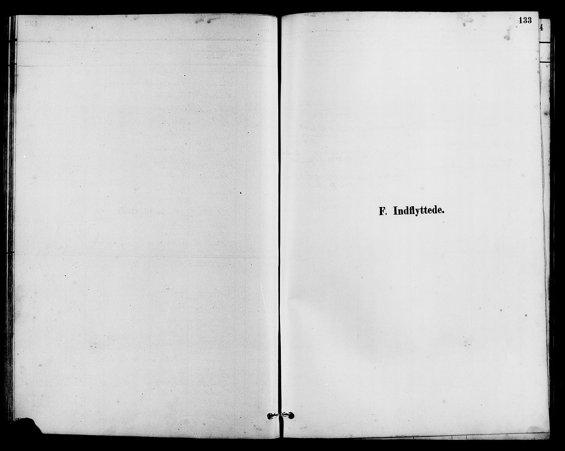 SAH, Vestre Slidre prestekontor, Klokkerbok nr. 5, 1881-1913, s. 133