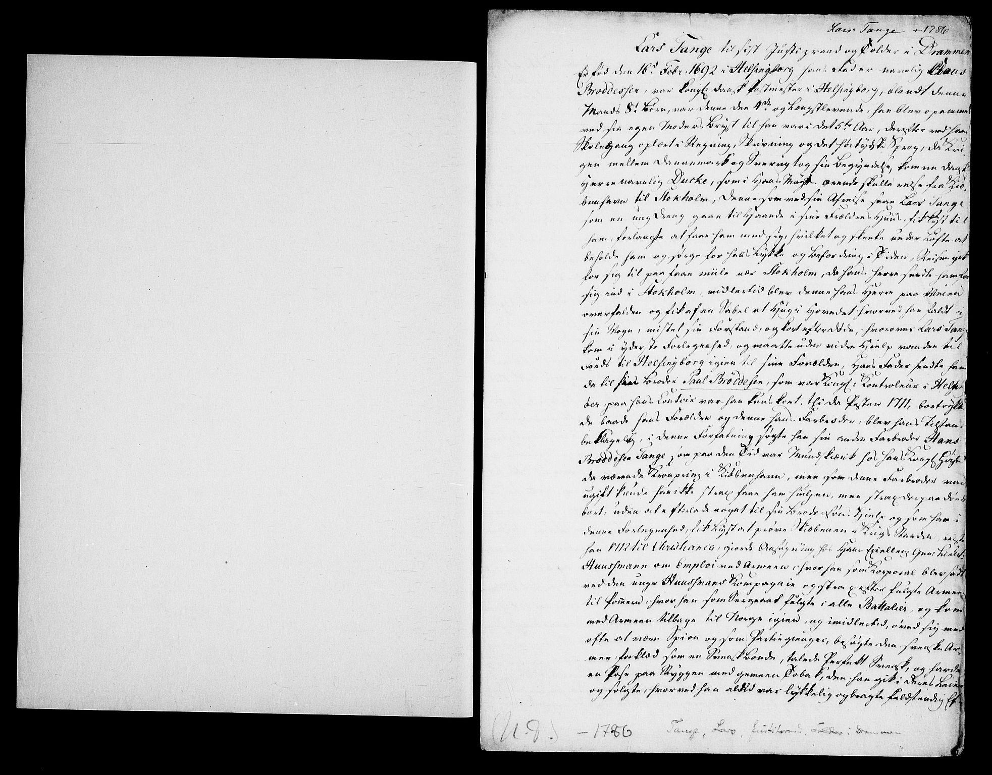 RA, Danske Kanselli, Skapsaker, G/L0019: Tillegg til skapsakene, 1616-1753, s. 402