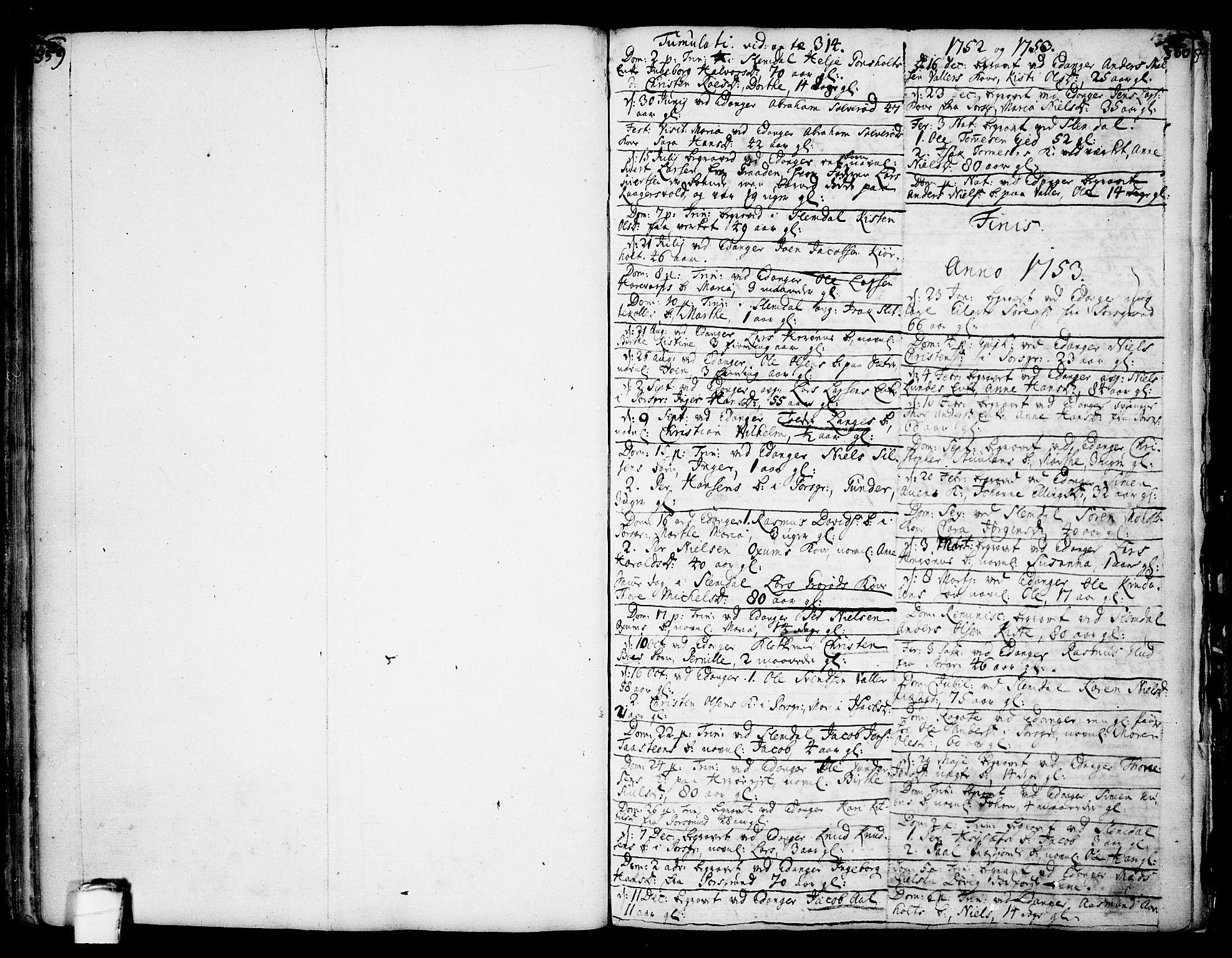 SAKO, Eidanger kirkebøker, F/Fa/L0004: Ministerialbok nr. 4, 1733-1759, s. 359-360