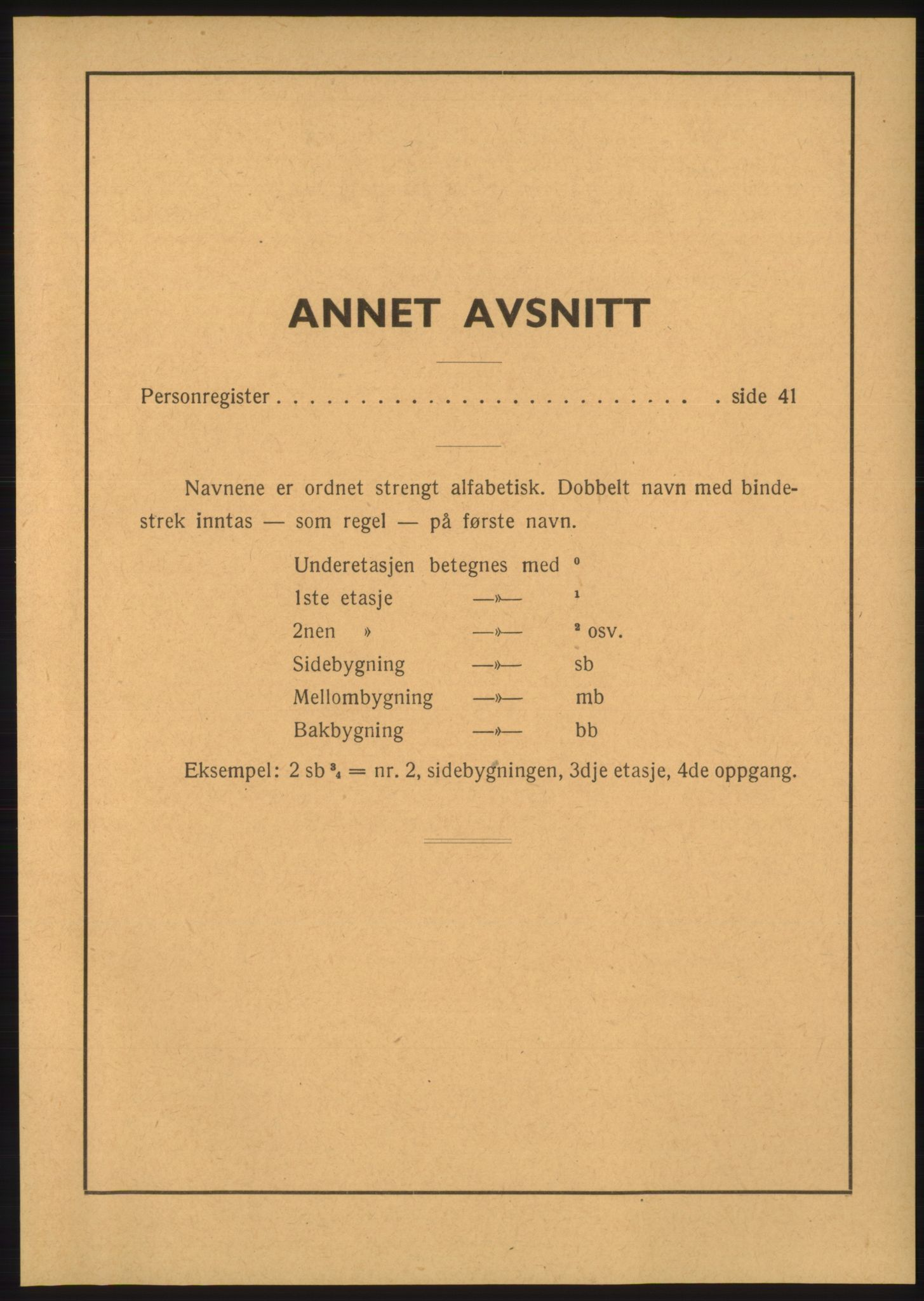 RA, Oslo adressebok (publikasjon)*, 1948, s. upaginert
