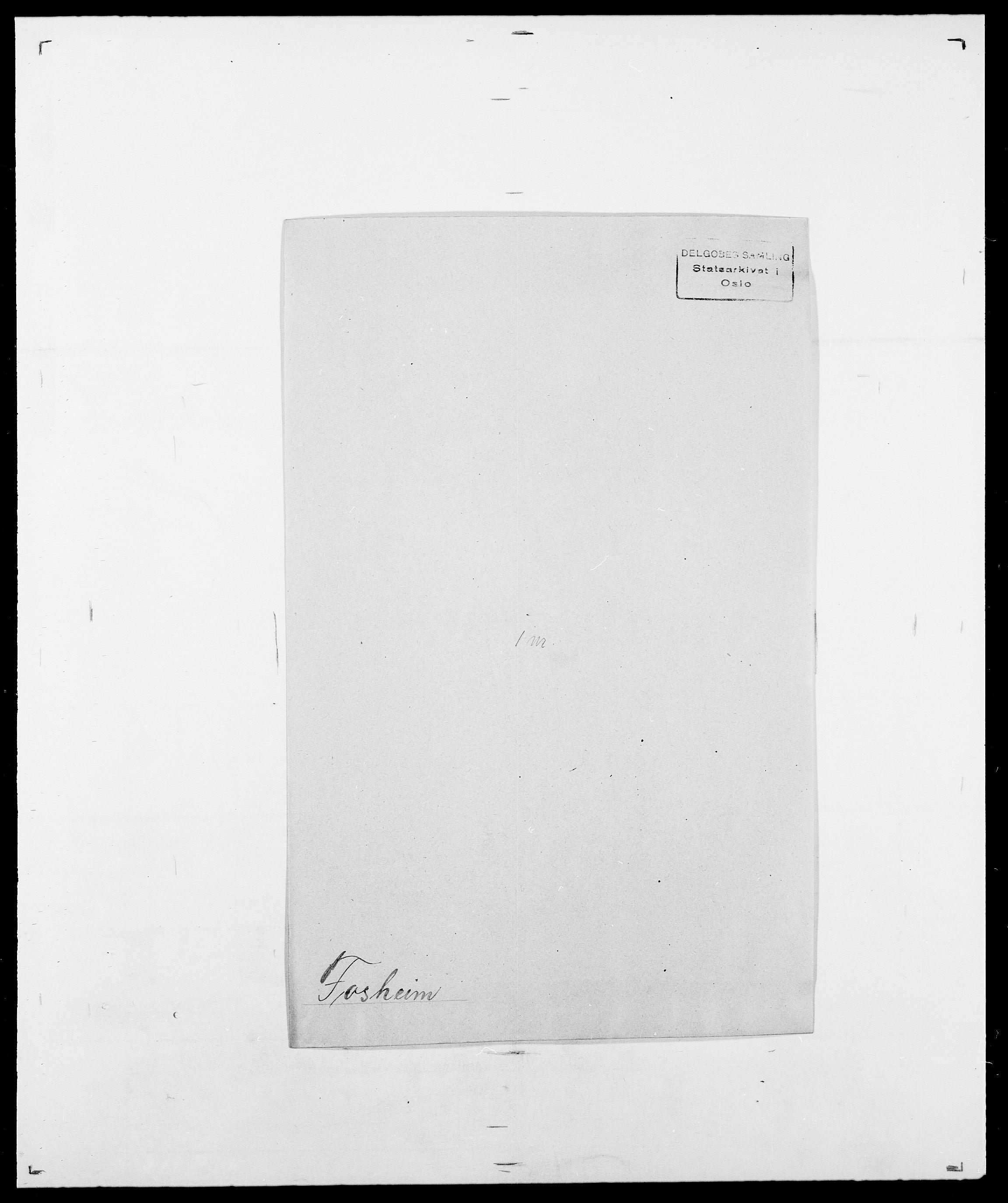 SAO, Delgobe, Charles Antoine - samling, D/Da/L0012: Flor, Floer, Flohr - Fritzner, s. 620
