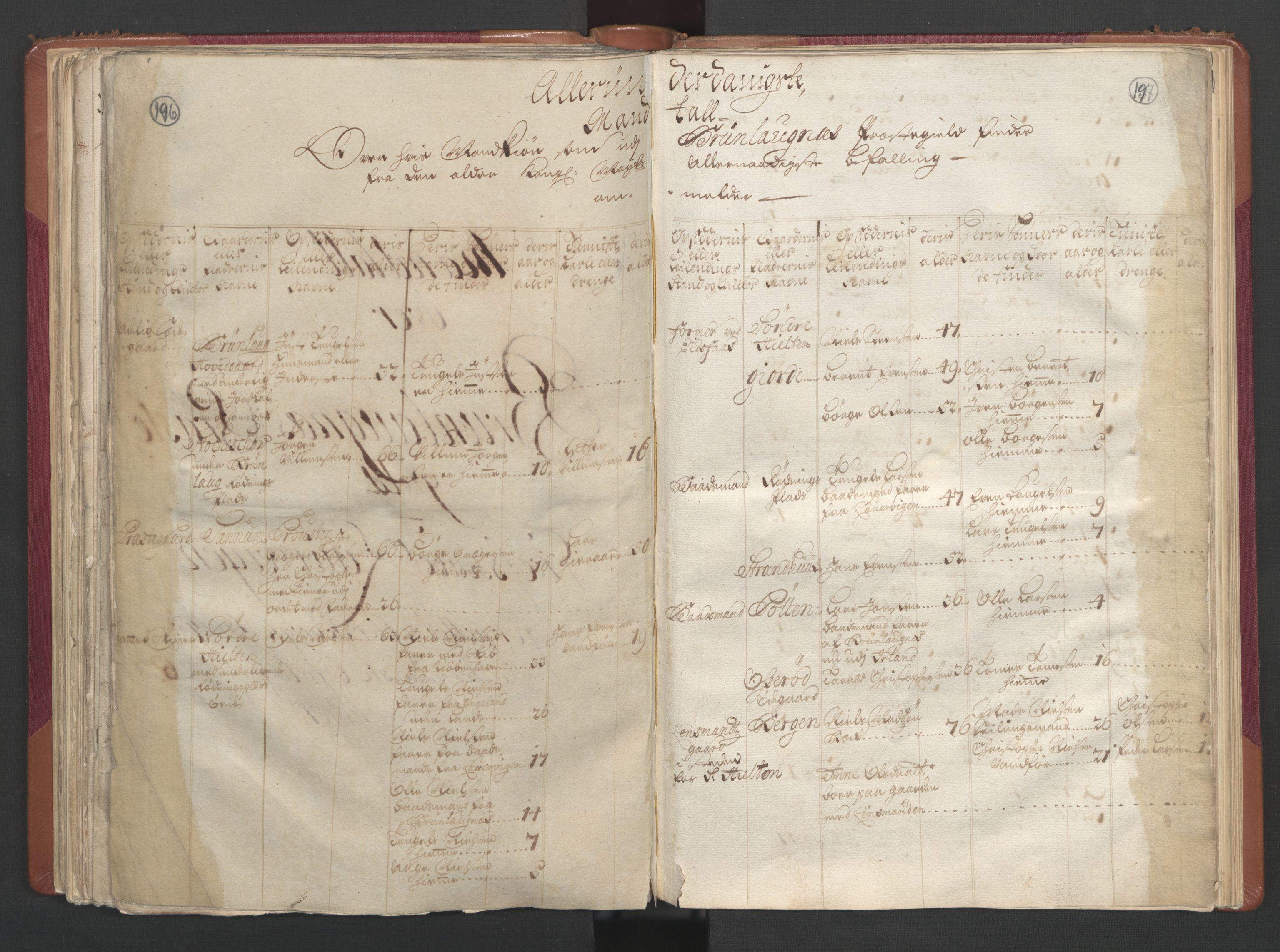 RA, Manntallet 1701, nr. 2: Solør, Odal og Østerdal fogderi og Larvik grevskap, 1701, s. 196-197