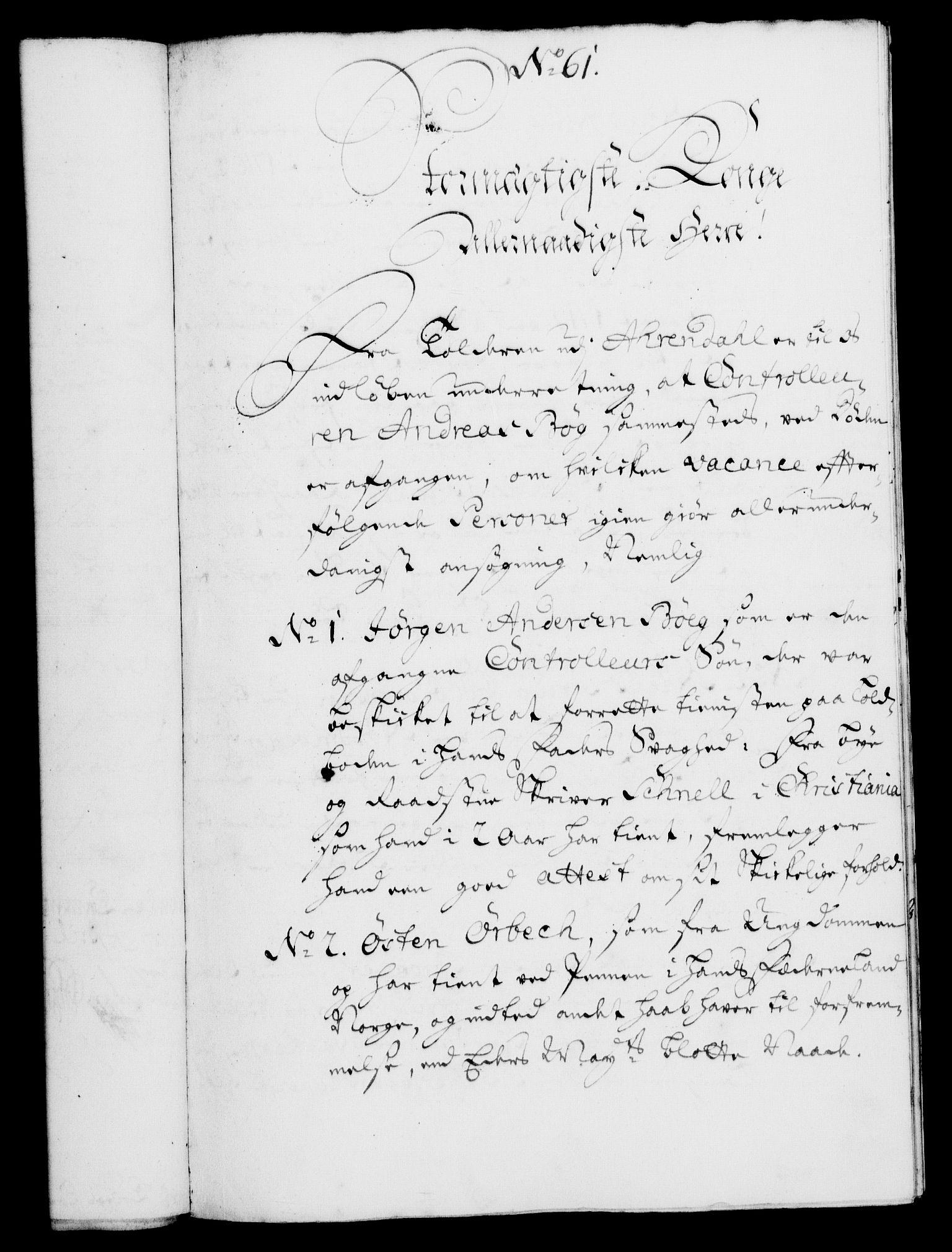 RA, Rentekammeret, Kammerkanselliet, G/Gf/Gfa/L0005: Norsk relasjons- og resolusjonsprotokoll (merket RK 52.5), 1722, s. 309