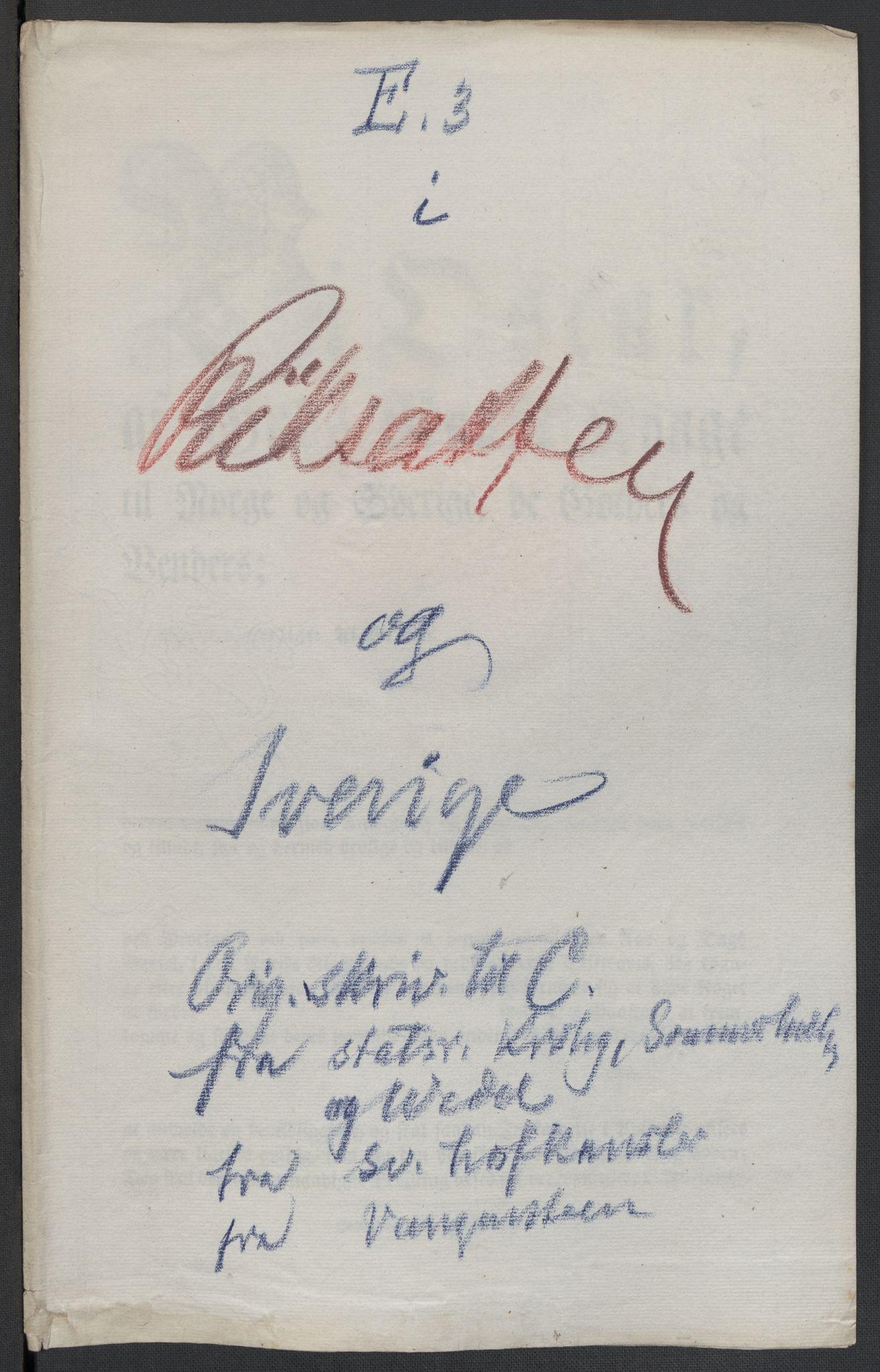 RA, Christie, Wilhelm Frimann Koren, F/L0005, 1815-1816, s. 218