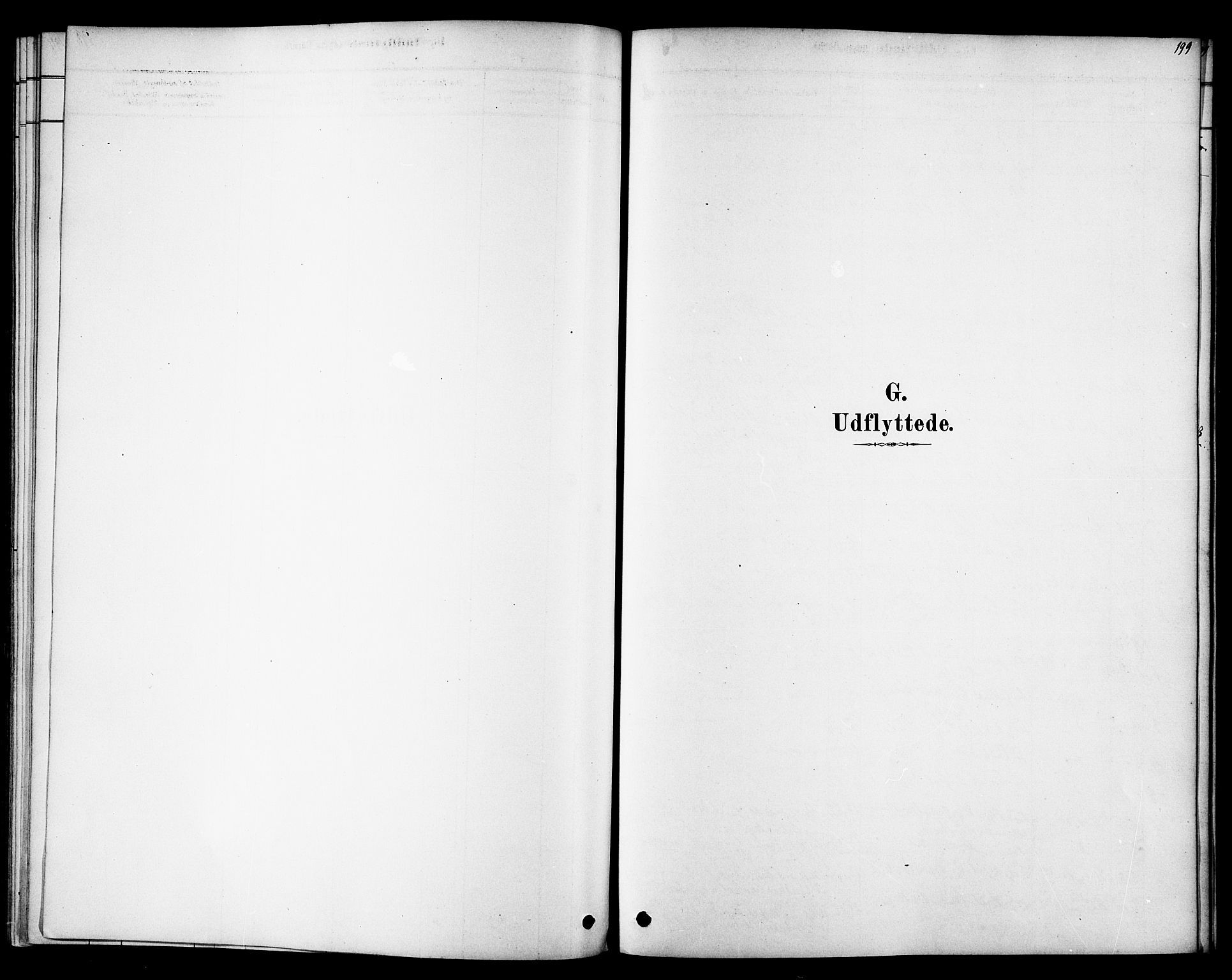 SAT, Ministerialprotokoller, klokkerbøker og fødselsregistre - Sør-Trøndelag, 692/L1105: Ministerialbok nr. 692A05, 1878-1890, s. 199