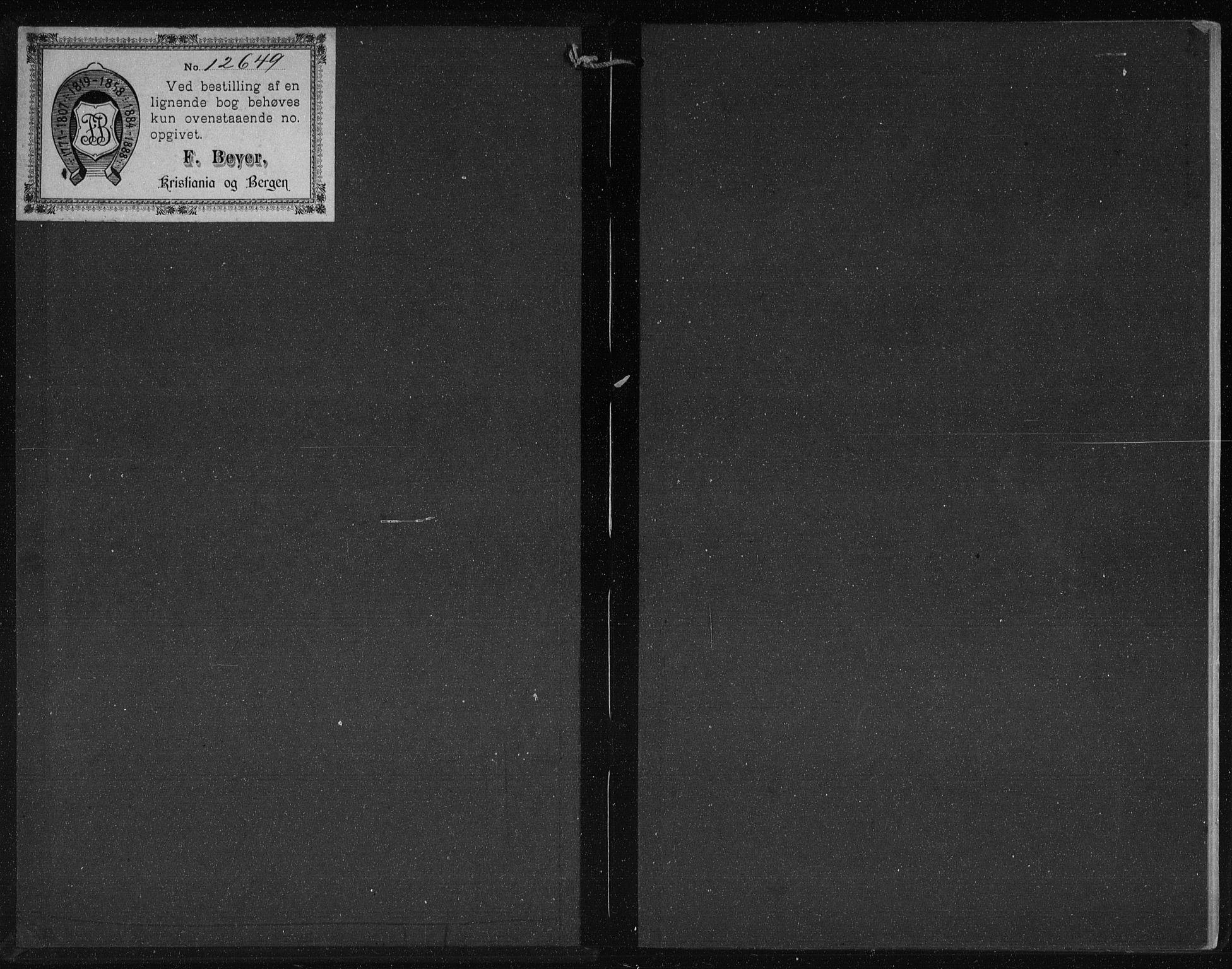 SAB, Den Norske Sjømannsmisjon i utlandet*, Ministerialbok nr. A 4, 1893-1901