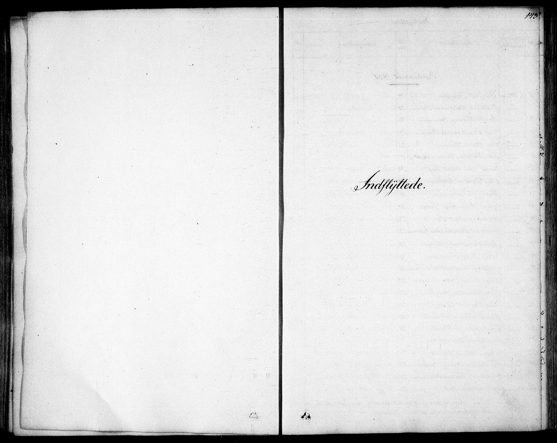 SAO, Garnisonsmenigheten Kirkebøker, F/Fa/L0007: Ministerialbok nr. 7, 1828-1881, s. 143