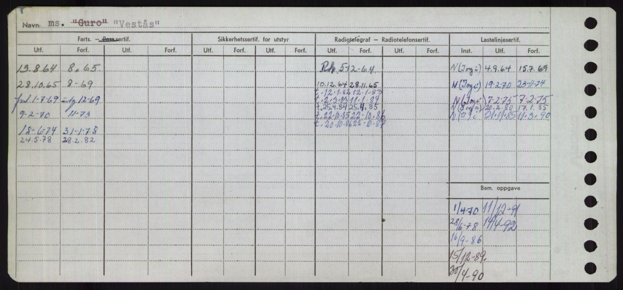 RA, Sjøfartsdirektoratet med forløpere, Skipsmålingen, H/Ha/L0006: Fartøy, Sver-Å, s. 386