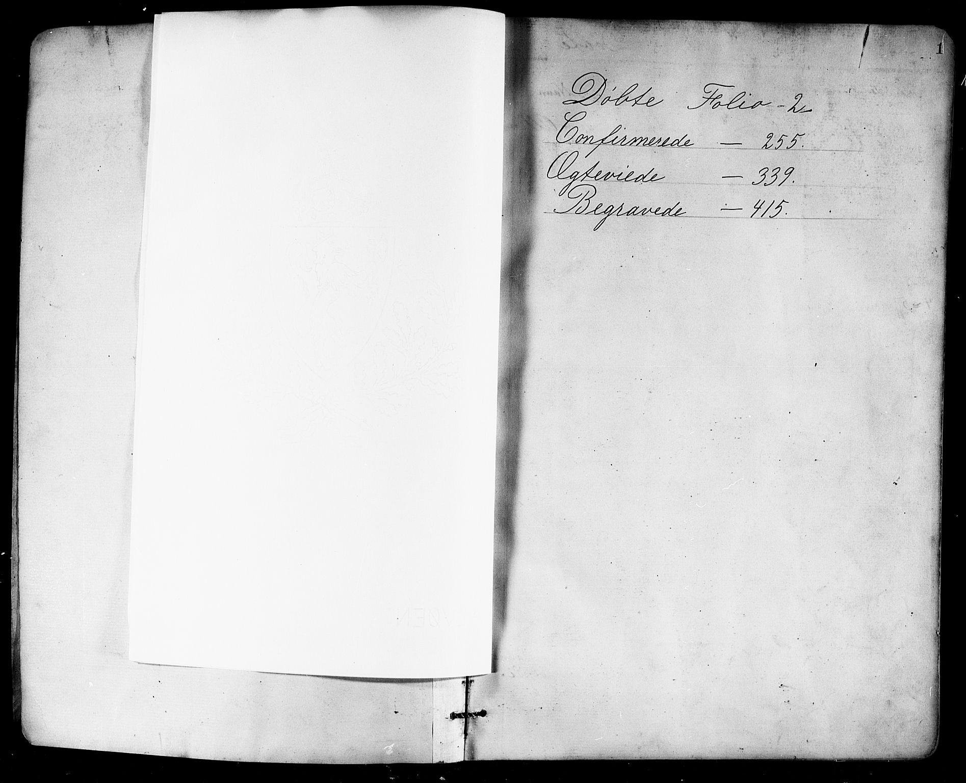 SAKO, Holla kirkebøker, G/Ga/L0005: Klokkerbok nr. I 5, 1891-1917, s. 1