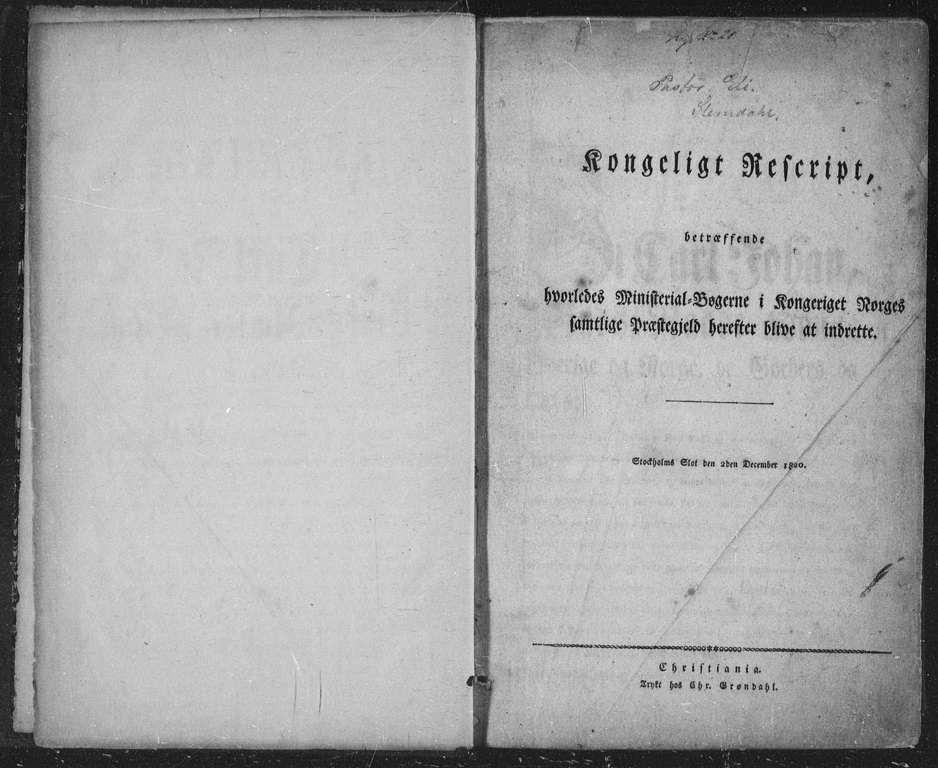 SAKO, Siljan kirkebøker, F/Fa/L0001: Ministerialbok nr. 1, 1831-1870