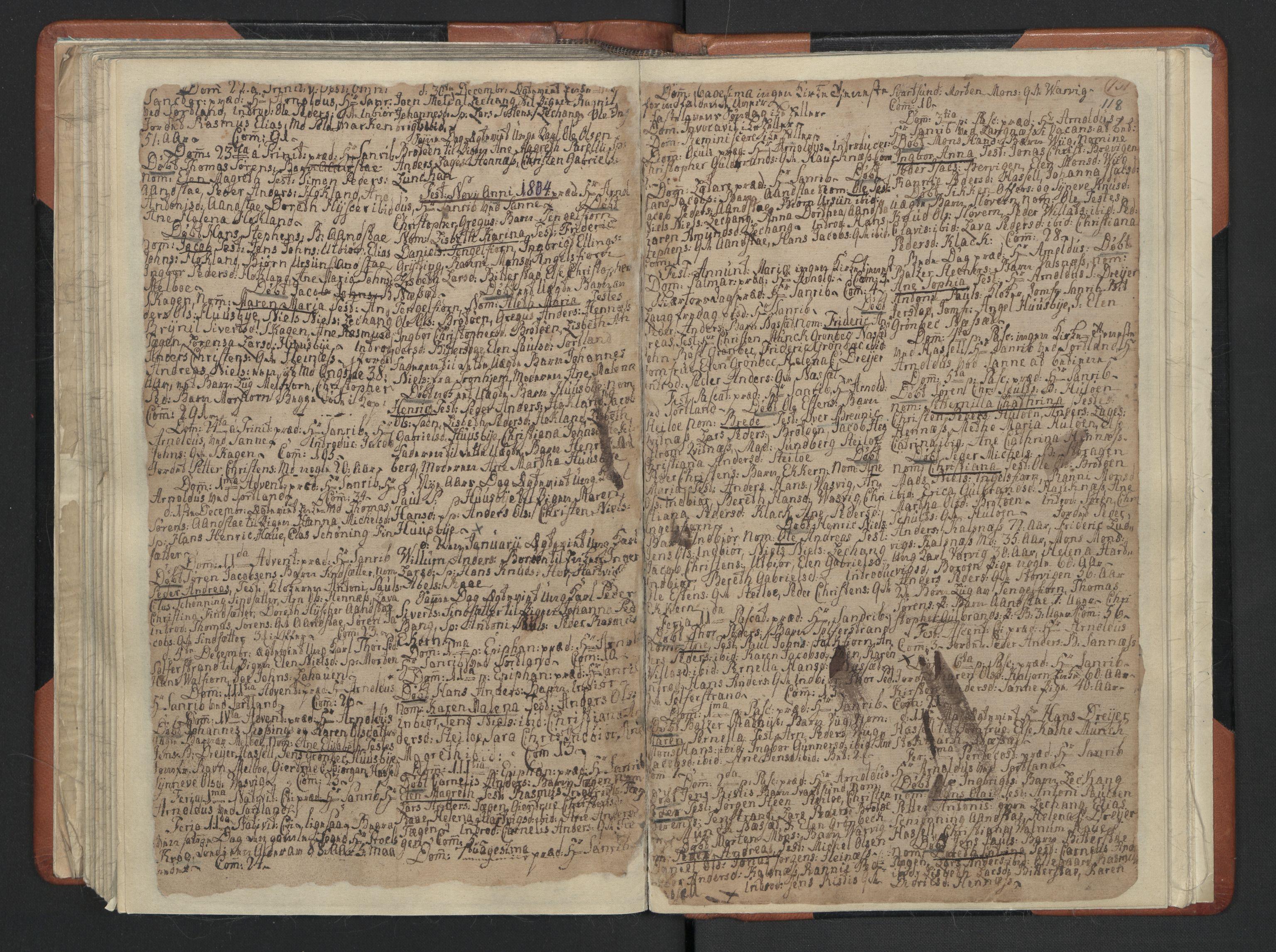 SAT, Ministerialprotokoller, klokkerbøker og fødselsregistre - Nordland, 888/L1233: Ministerialbok nr. 888A02, 1754-1811, s. 131