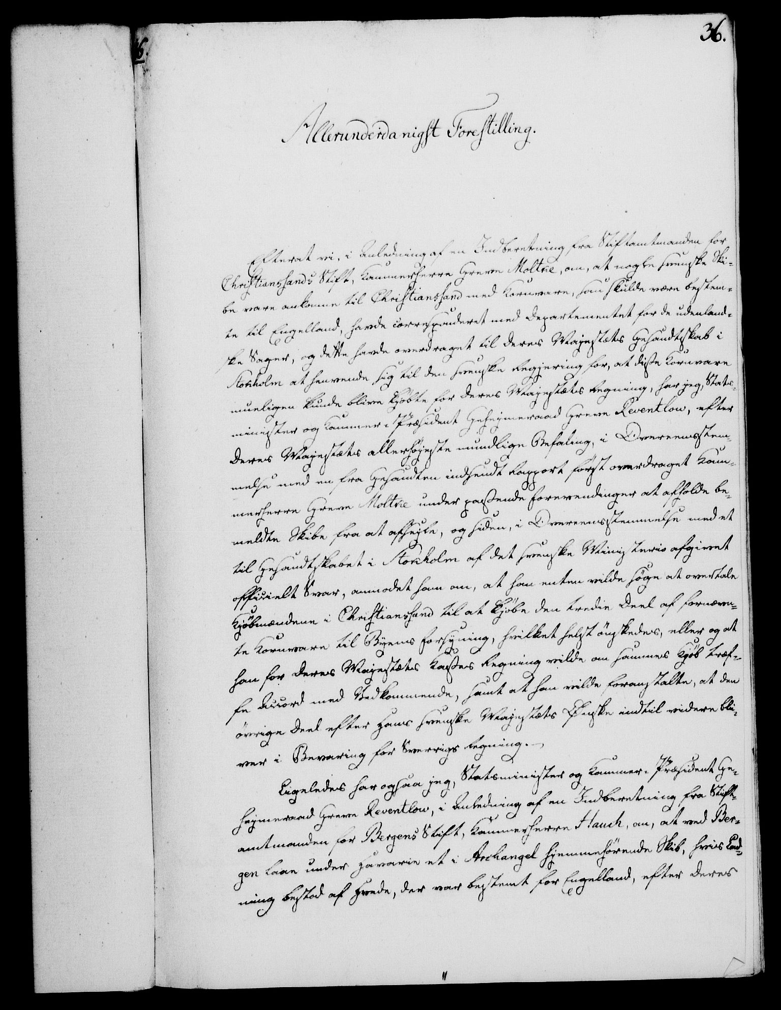 RA, Rentekammeret, Kammerkanselliet, G/Gf/Gfa/L0083: Norsk relasjons- og resolusjonsprotokoll (merket RK 52.83), 1801, s. 239
