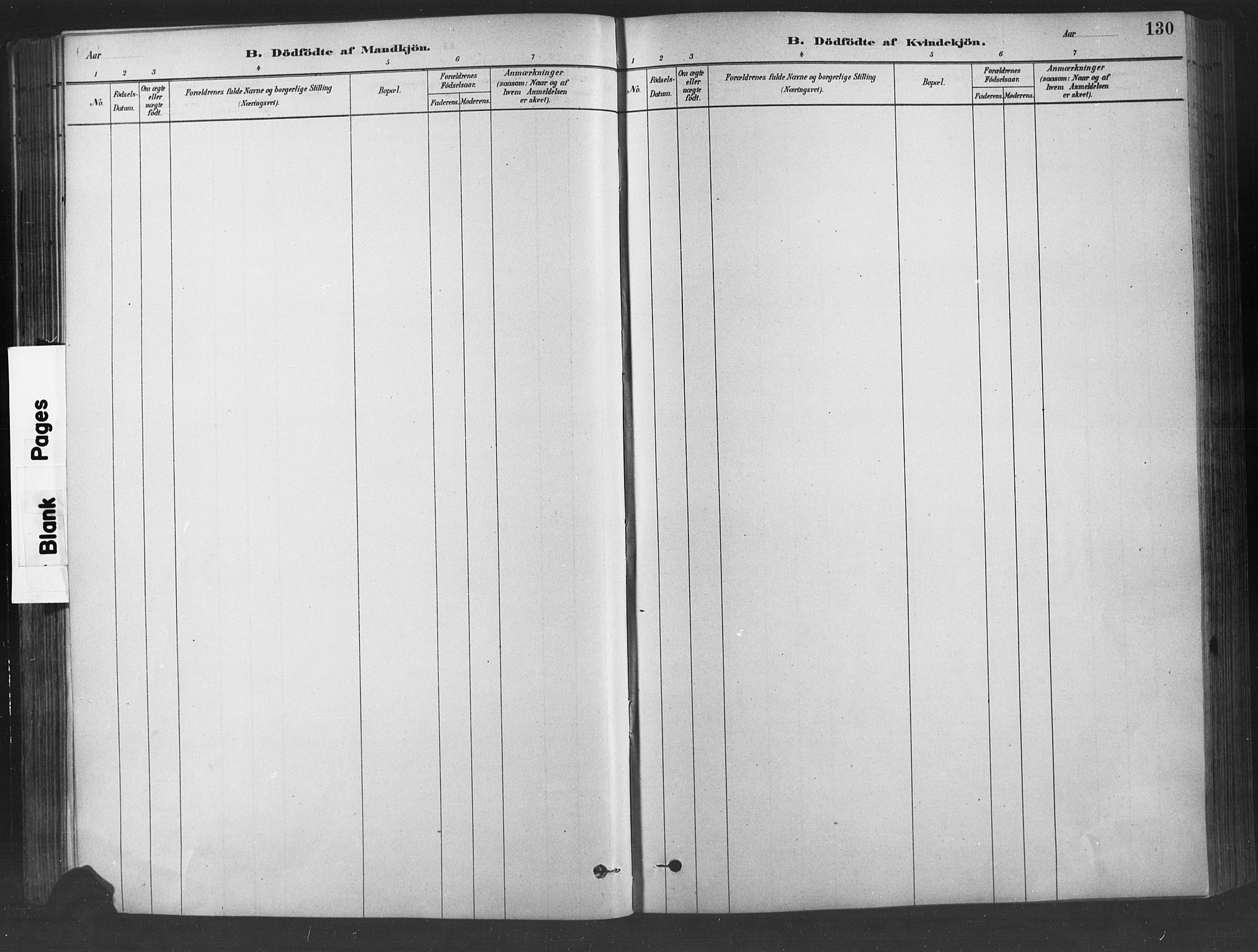 SAH, Fåberg prestekontor, Ministerialbok nr. 9, 1879-1898, s. 130