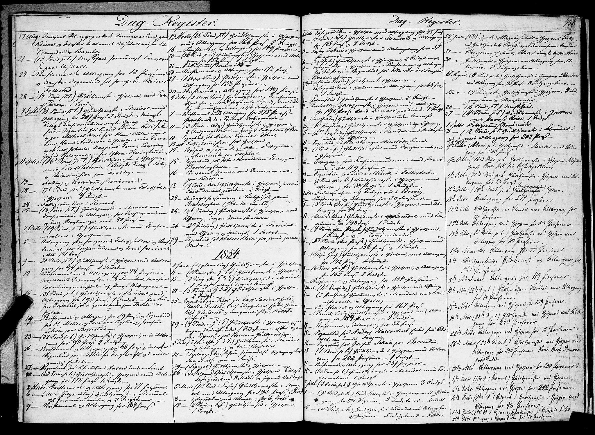 SAKO, Gjerpen kirkebøker, F/Fa/L0007b: Ministerialbok nr. 7B, 1834-1857, s. 452