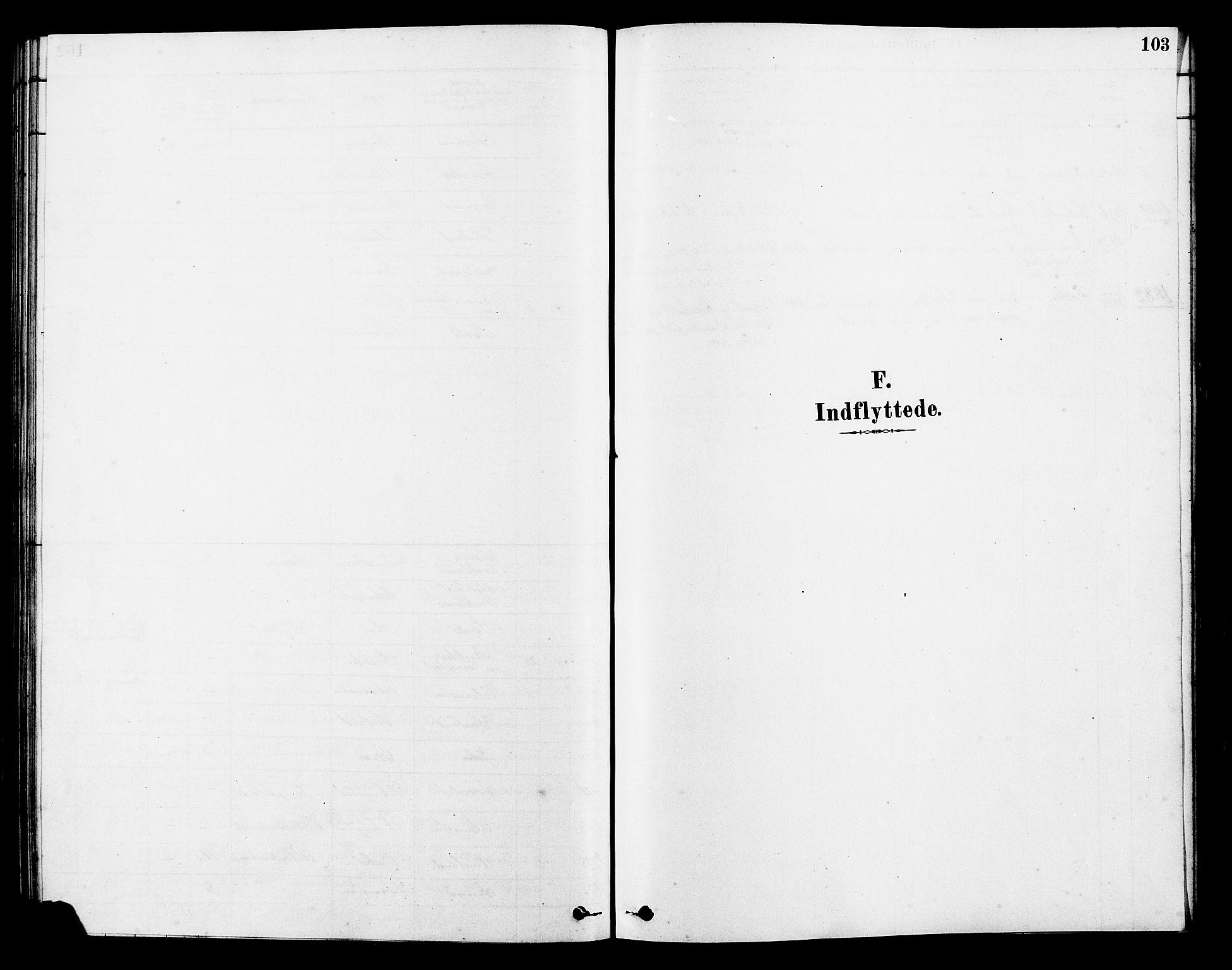 SAST, Torvastad sokneprestkontor, H/Ha/Haa/L0014: Ministerialbok nr. A 13, 1879-1888, s. 103