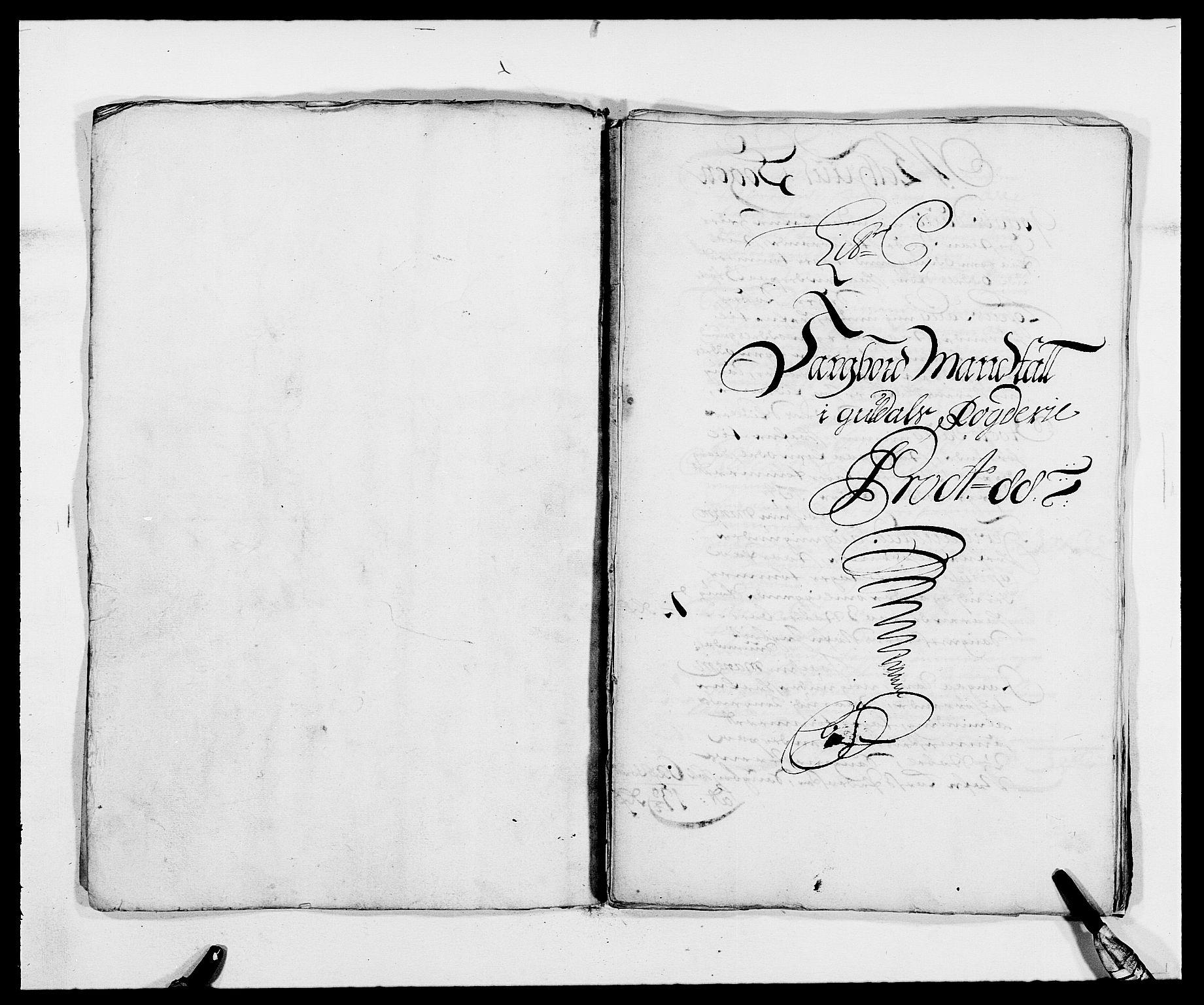 RA, Rentekammeret inntil 1814, Reviderte regnskaper, Fogderegnskap, R59/L3939: Fogderegnskap Gauldal, 1687-1688, s. 194
