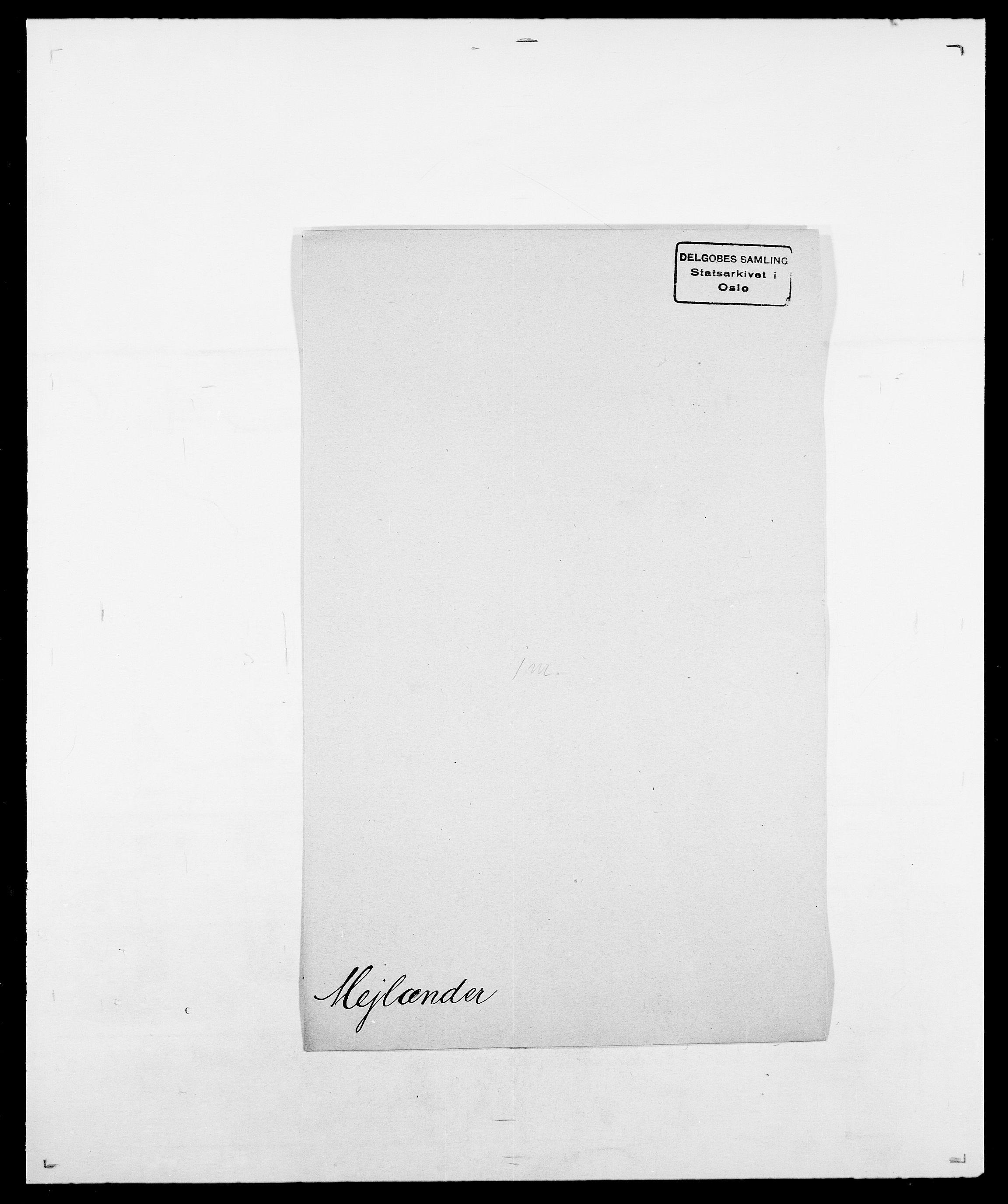 SAO, Delgobe, Charles Antoine - samling, D/Da/L0026: Mechelby - Montoppidan, s. 215