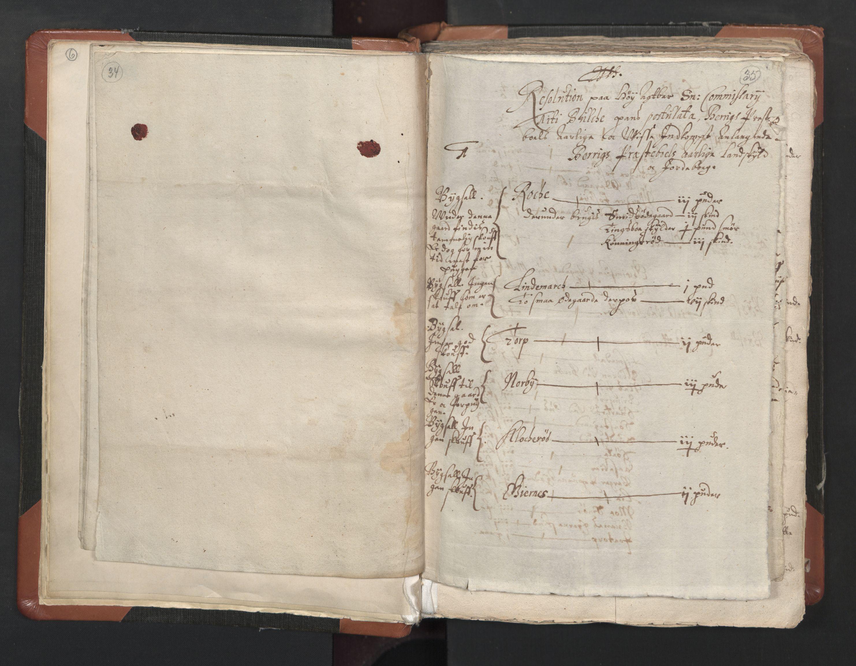 RA, Sogneprestenes manntall 1664-1666, nr. 1: Nedre Borgesyssel prosti, 1664-1666, s. 34-35