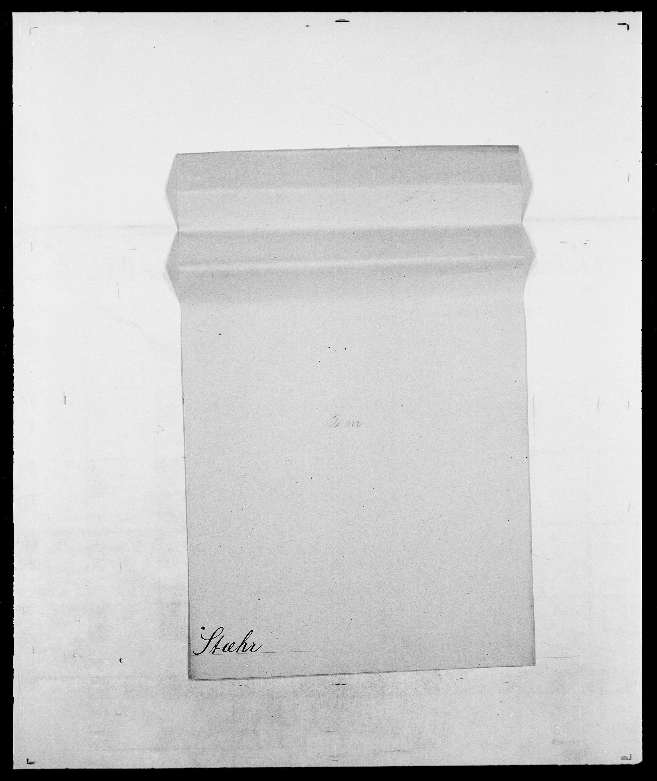 SAO, Delgobe, Charles Antoine - samling, D/Da/L0037: Steen, Sthen, Stein - Svare, Svanige, Svanne, se også Svanning og Schwane, s. 830