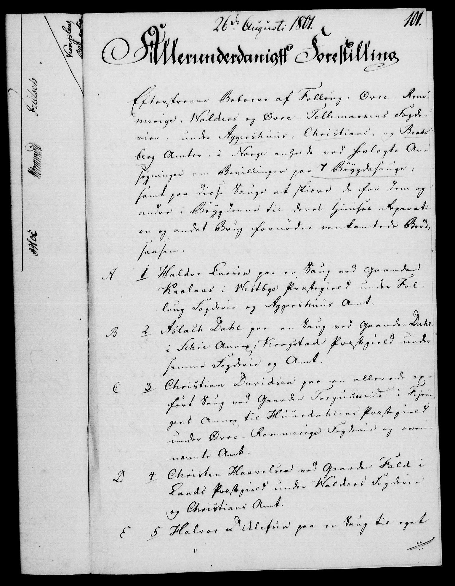 RA, Rentekammeret, Kammerkanselliet, G/Gf/Gfa/L0083: Norsk relasjons- og resolusjonsprotokoll (merket RK 52.83), 1801, s. 580