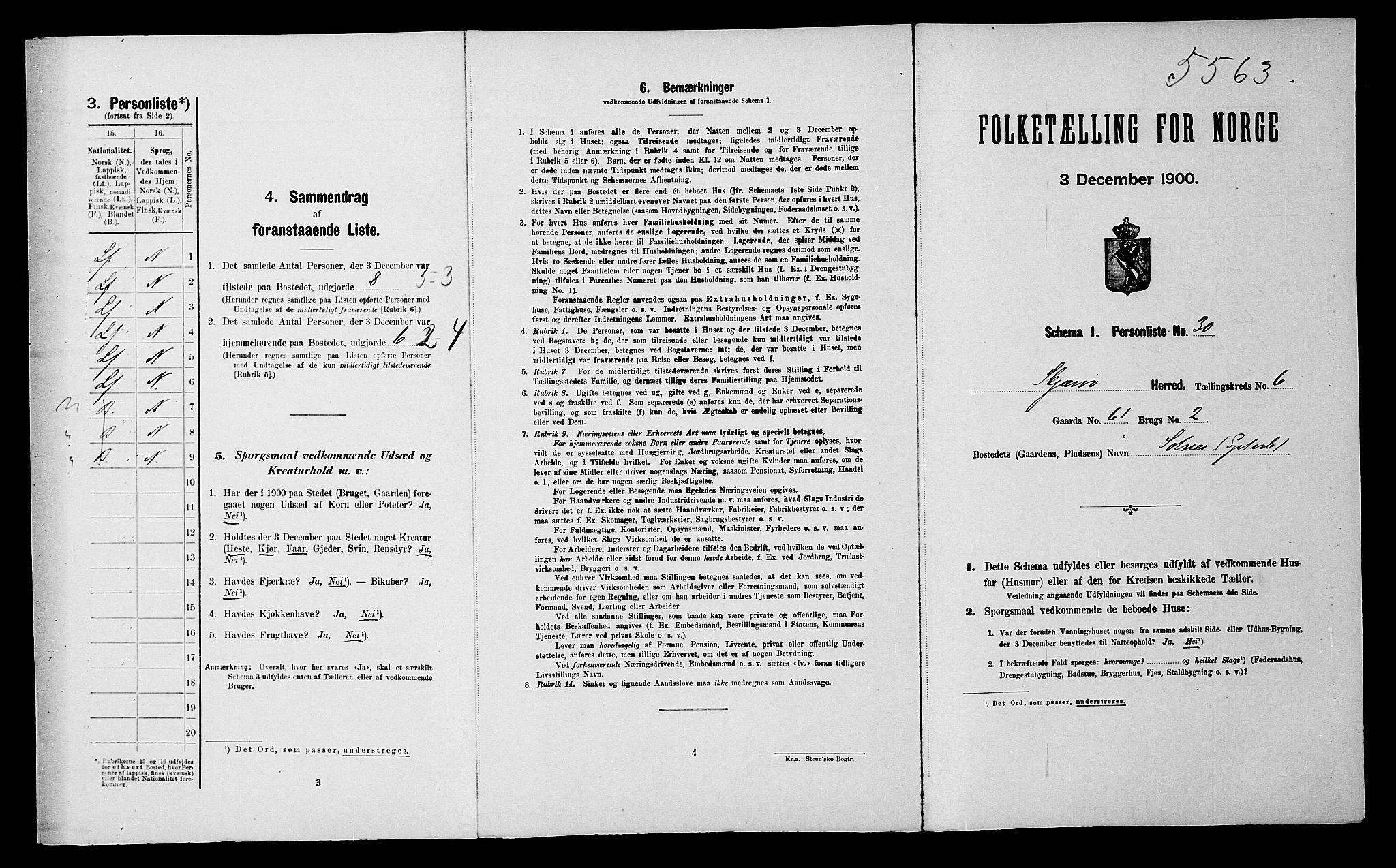 SATØ, Folketelling 1900 for 1941 Skjervøy herred, 1900, s. 596