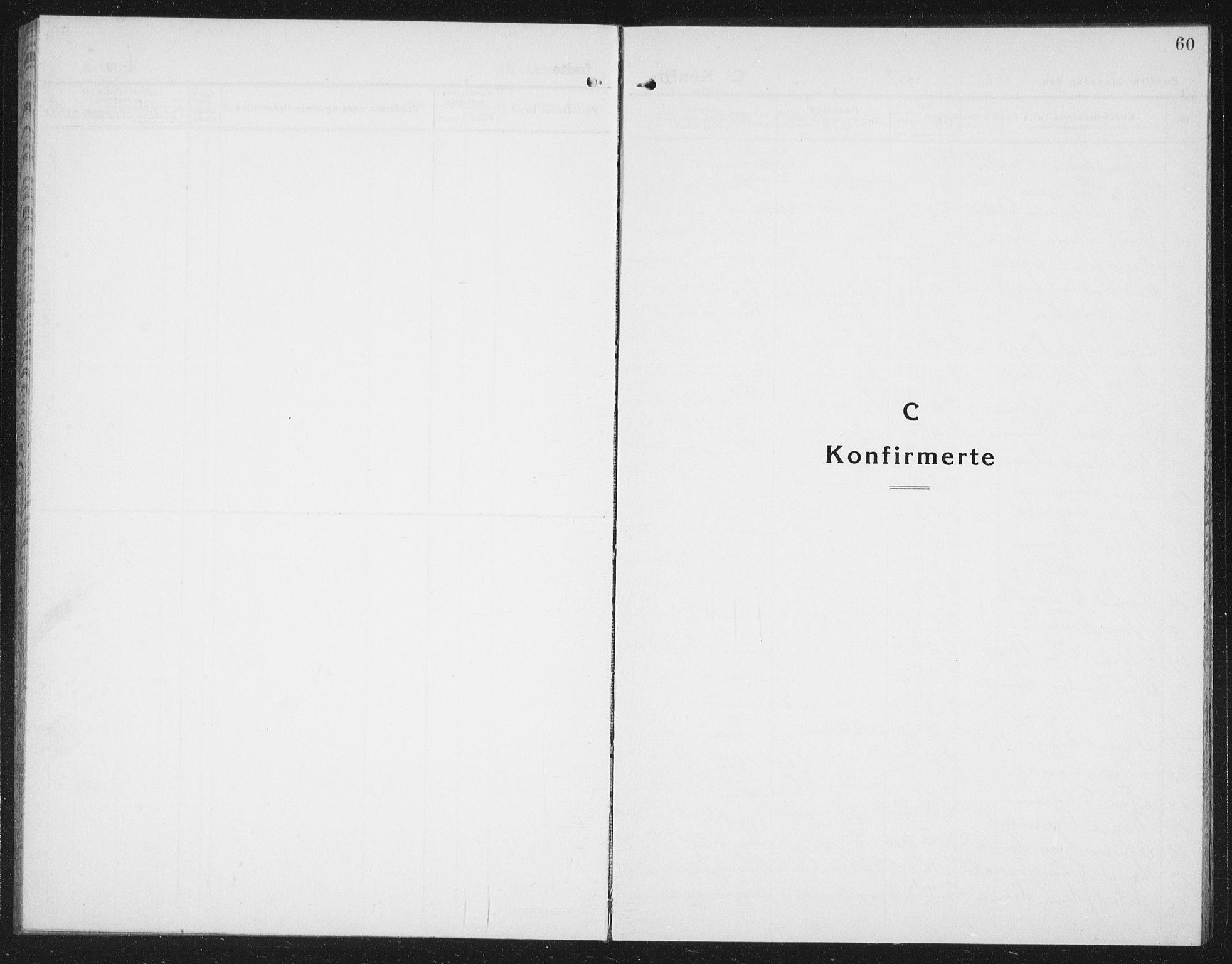 SAT, Ministerialprotokoller, klokkerbøker og fødselsregistre - Nord-Trøndelag, 740/L0383: Klokkerbok nr. 740C04, 1927-1939, s. 60