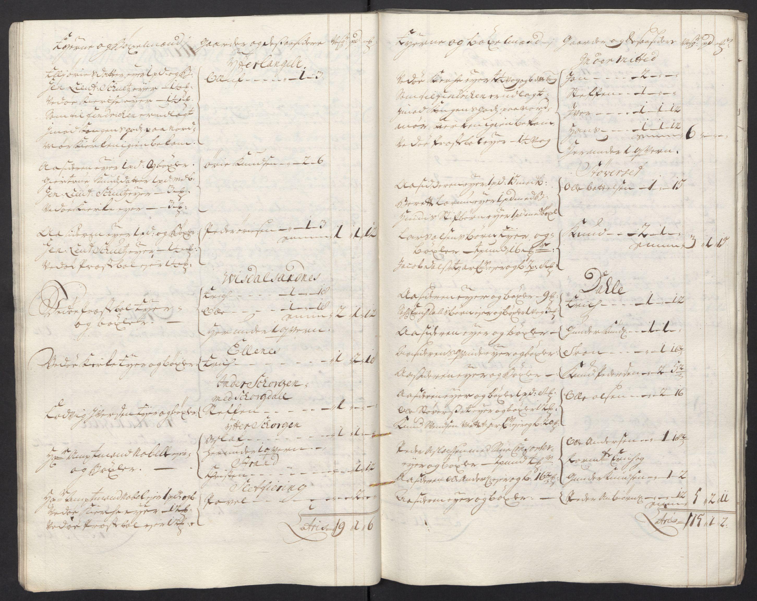 RA, Rentekammeret inntil 1814, Reviderte regnskaper, Fogderegnskap, R55/L3661: Fogderegnskap Romsdal, 1712, s. 32