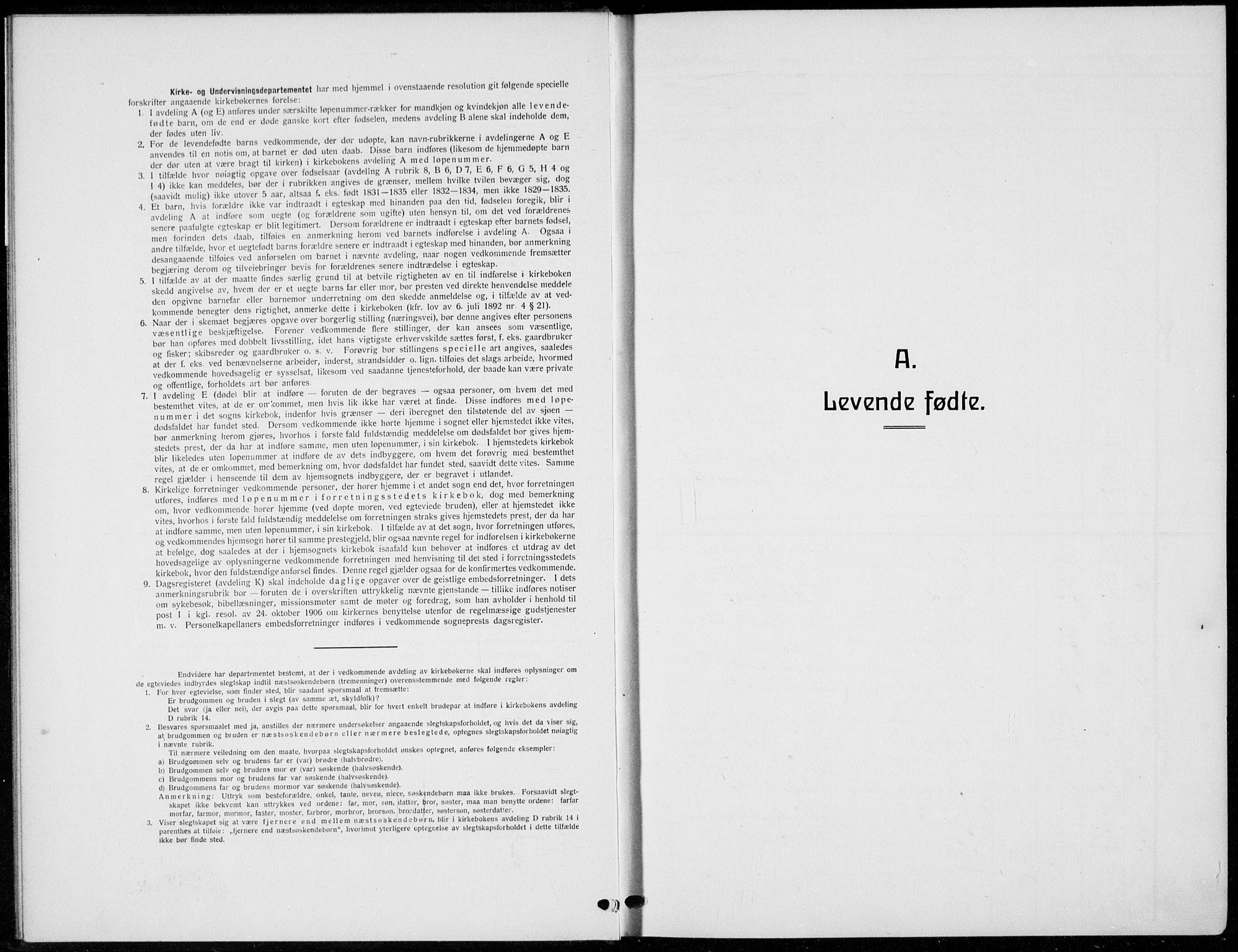 SAH, Skjåk prestekontor, Klokkerbok nr. 5, 1922-1936