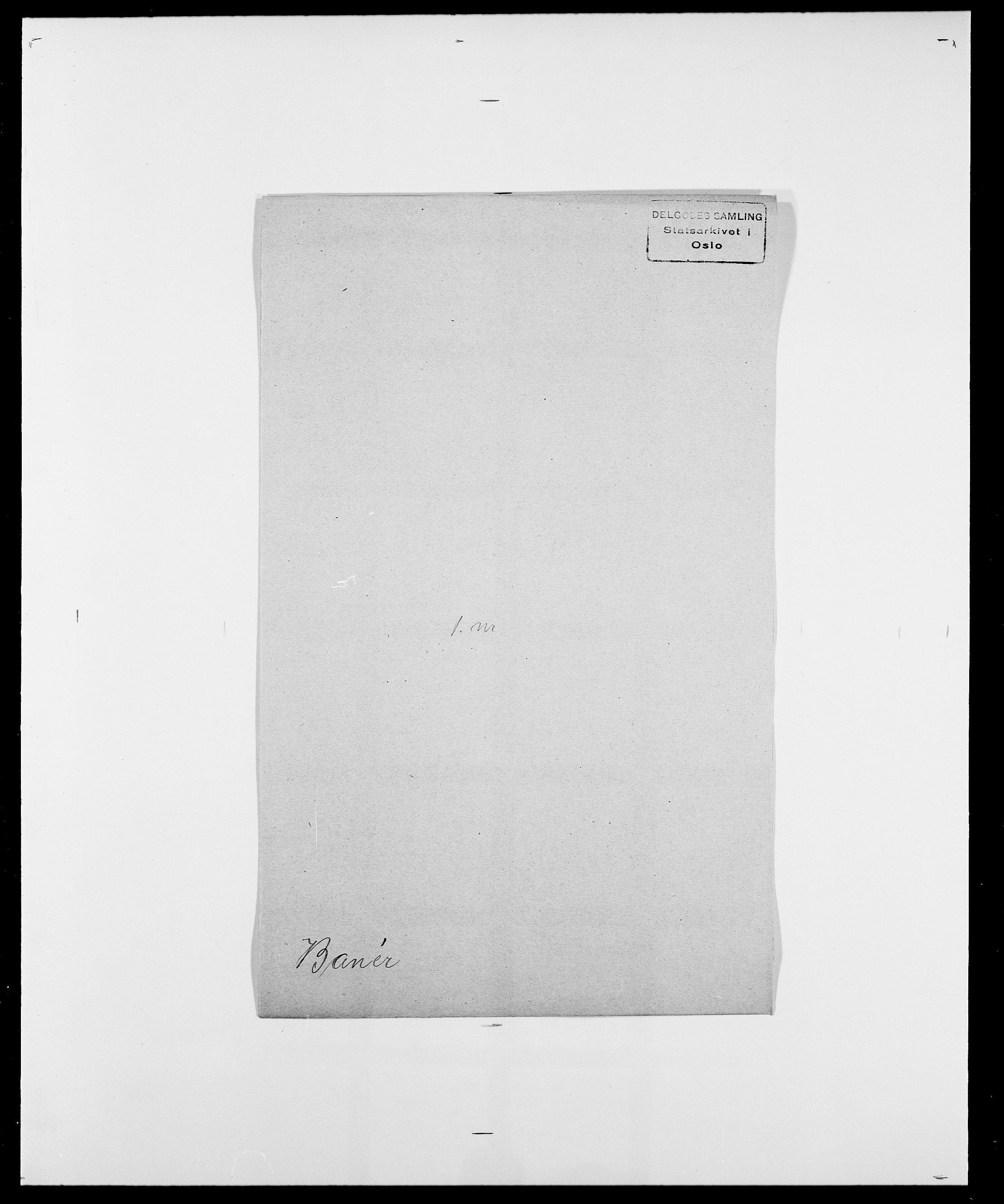 SAO, Delgobe, Charles Antoine - samling, D/Da/L0003: Barca - Bergen, s. 206