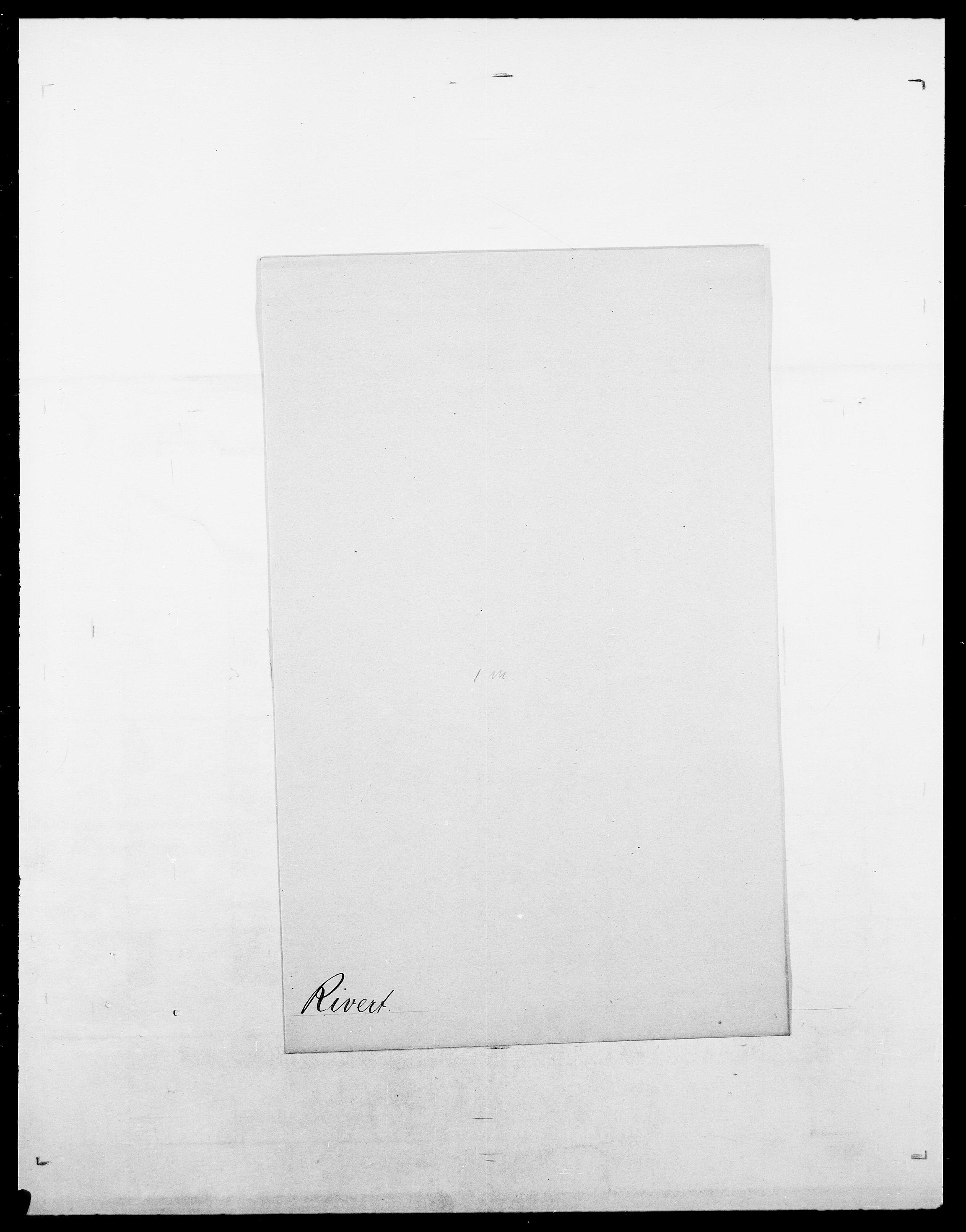 SAO, Delgobe, Charles Antoine - samling, D/Da/L0032: Rabakovsky - Rivertz, s. 828
