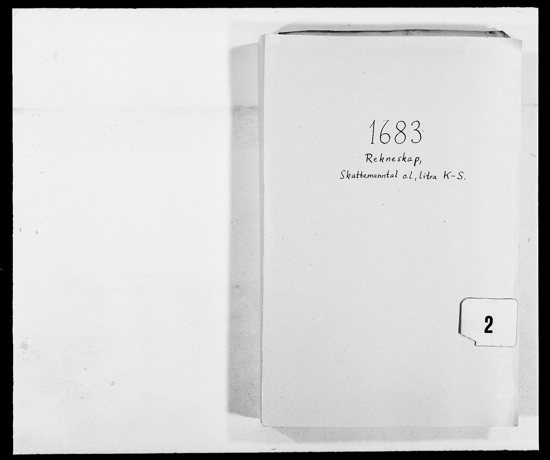 RA, Rentekammeret inntil 1814, Reviderte regnskaper, Fogderegnskap, R02/L0103: Fogderegnskap Moss og Verne kloster, 1682-1684, s. 268