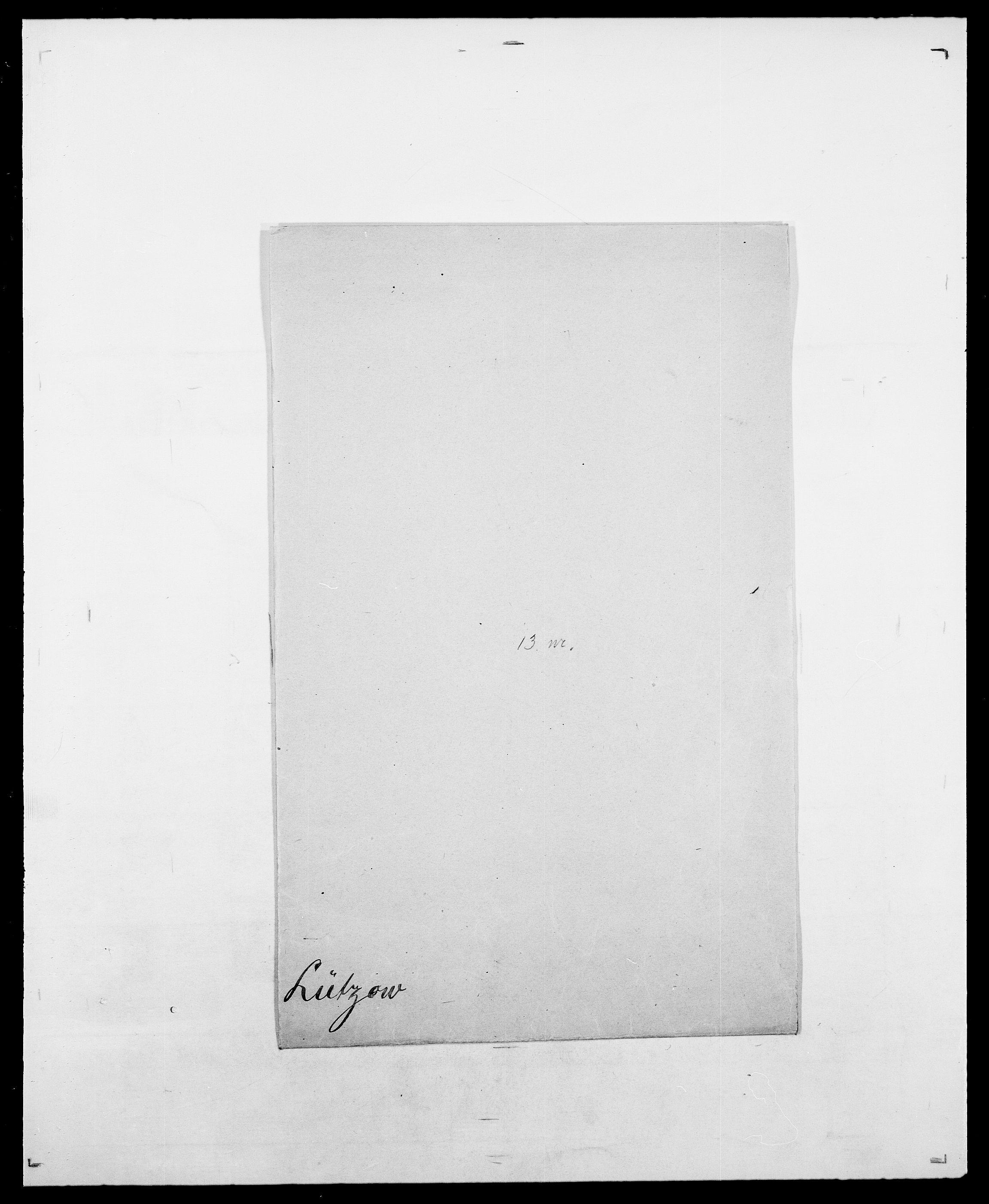 SAO, Delgobe, Charles Antoine - samling, D/Da/L0024: Lobech - Lærum, s. 816