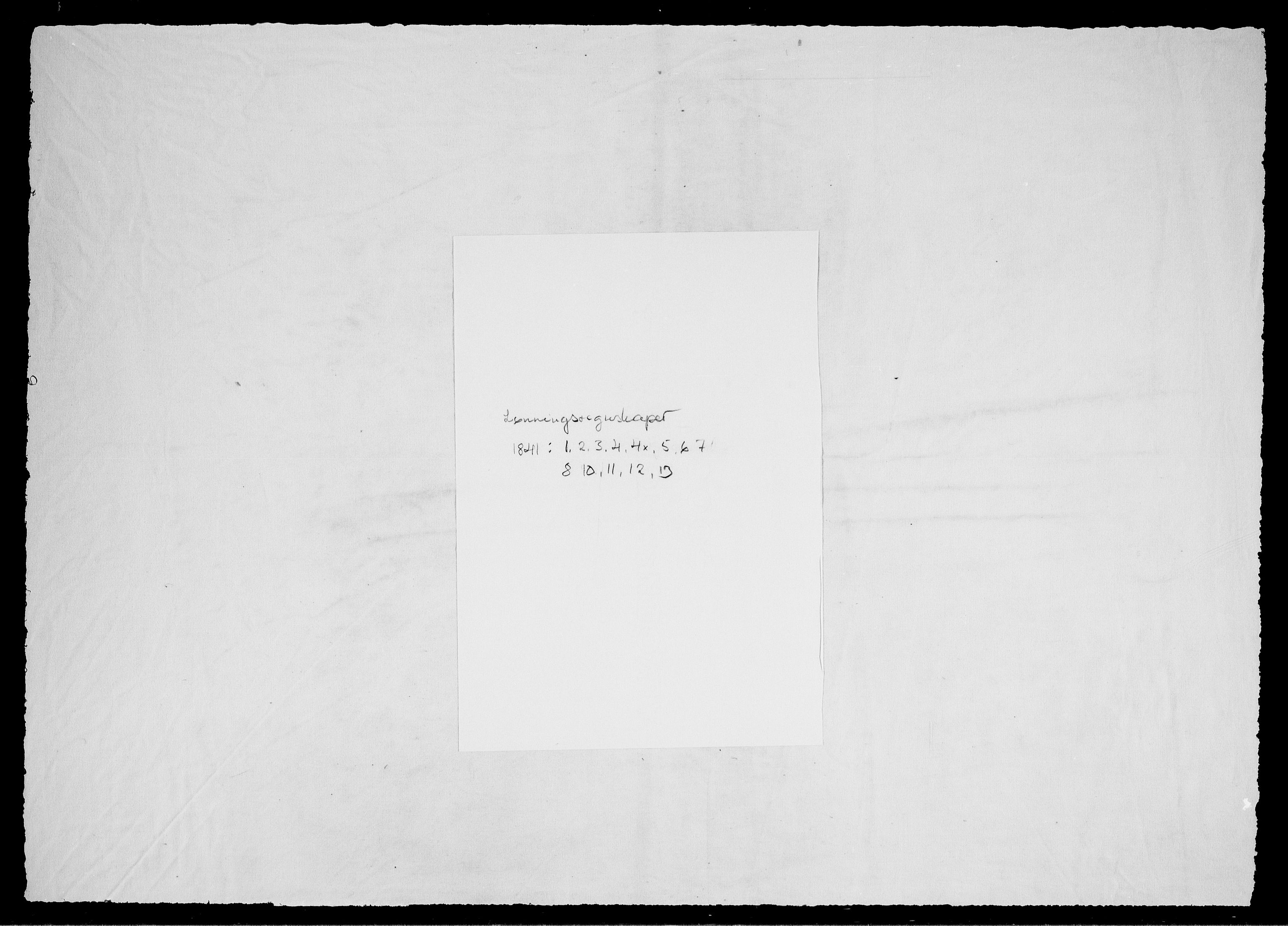 RA, Modums Blaafarveværk, G/Gd/Gdd/L0280, 1841, s. 2