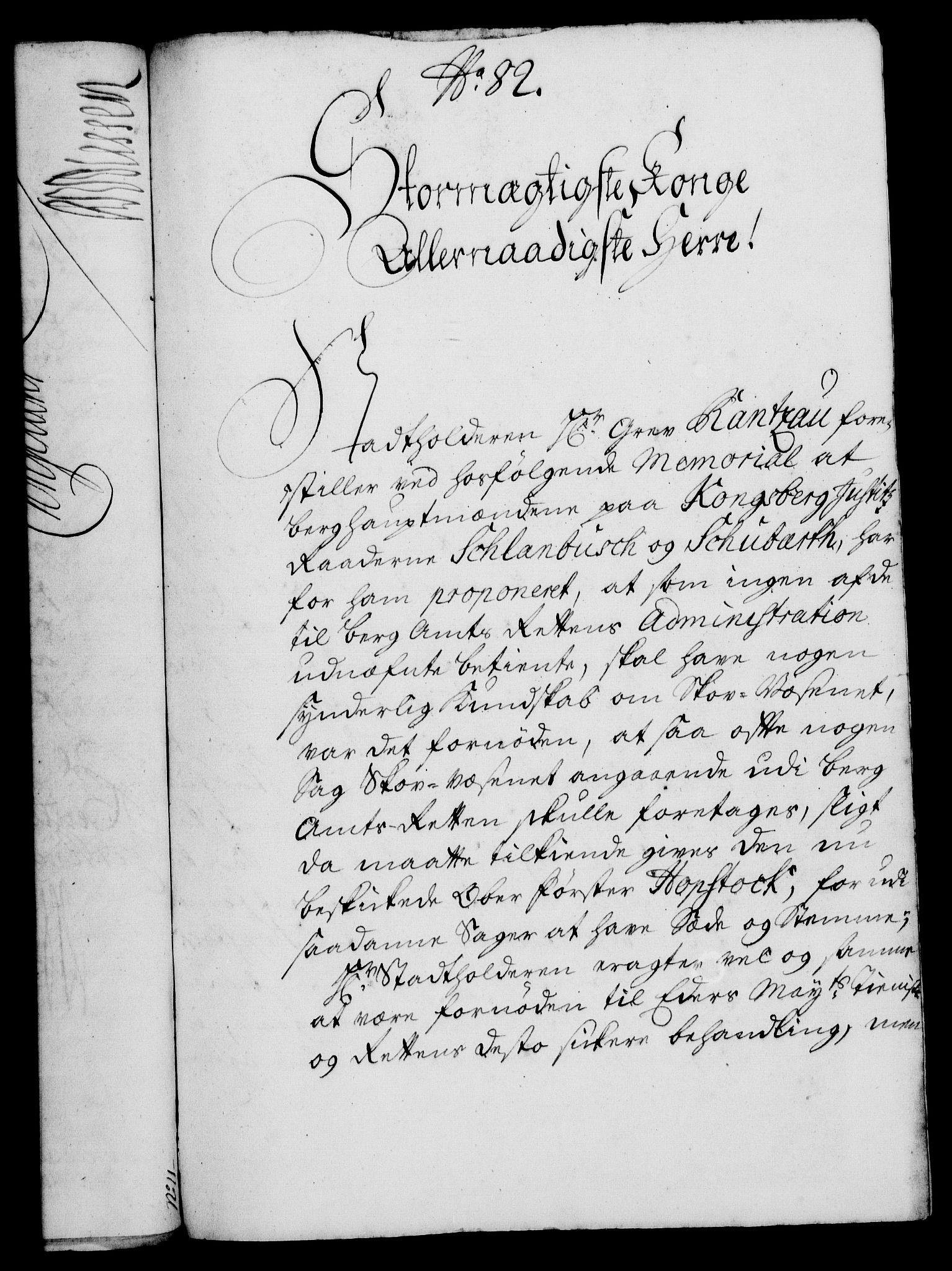 RA, Rentekammeret, Kammerkanselliet, G/Gf/Gfa/L0016: Norsk relasjons- og resolusjonsprotokoll (merket RK 52.16), 1733, s. 446