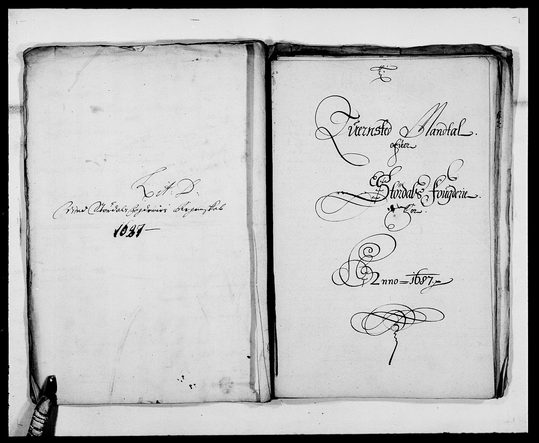 RA, Rentekammeret inntil 1814, Reviderte regnskaper, Fogderegnskap, R62/L4183: Fogderegnskap Stjørdal og Verdal, 1687-1689, s. 55