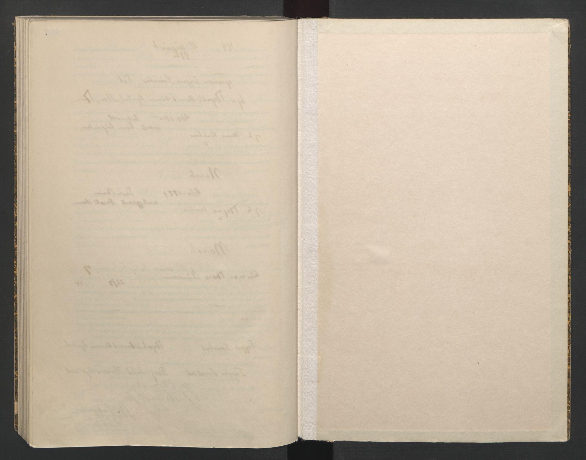 SAO, Nes tingrett, L/Lc/Lca/L0002: Vigselbok, 1943-1944, s. upaginert