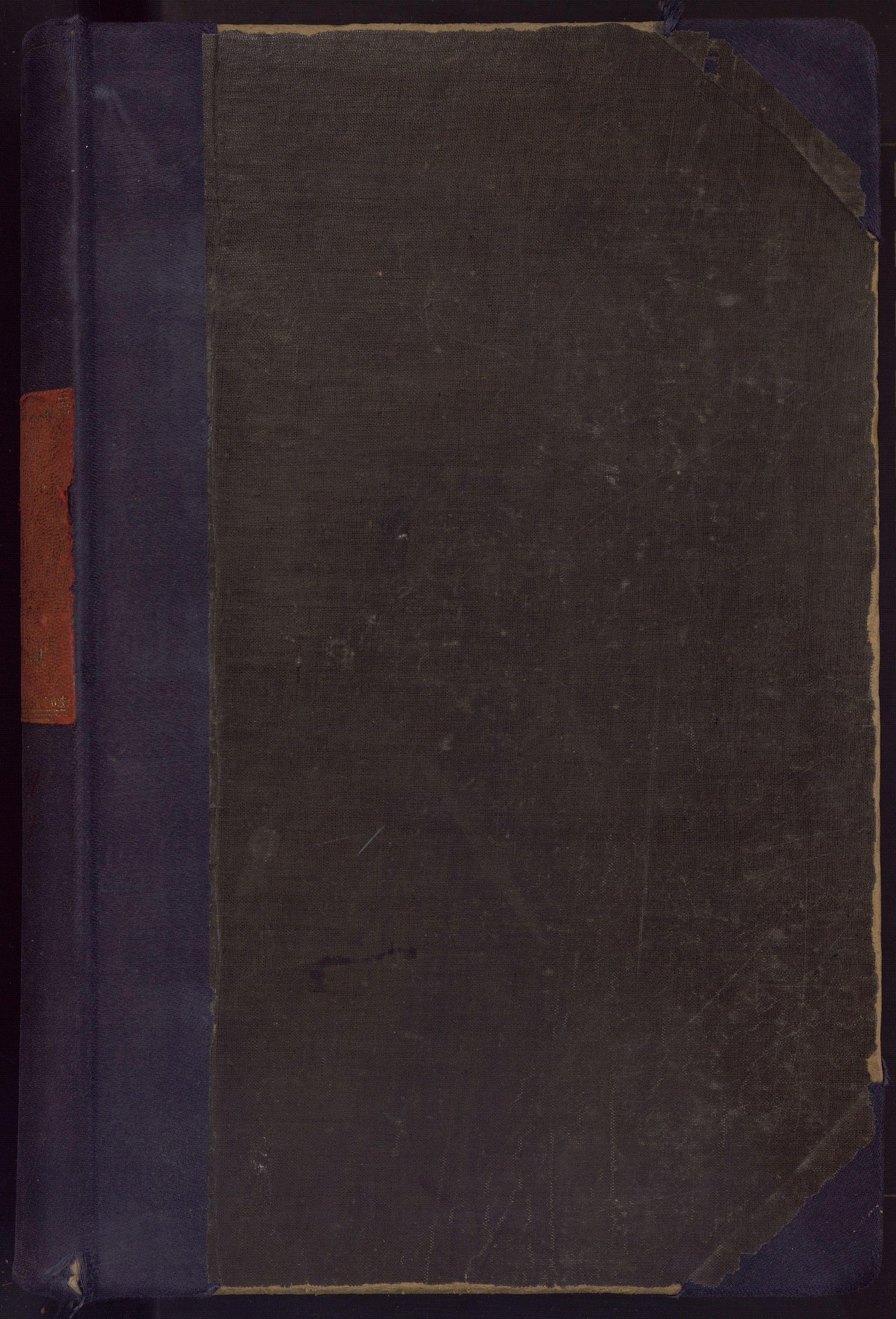 BBA, Fana kommune. Formannskapet, A/Ab, 1919-1921