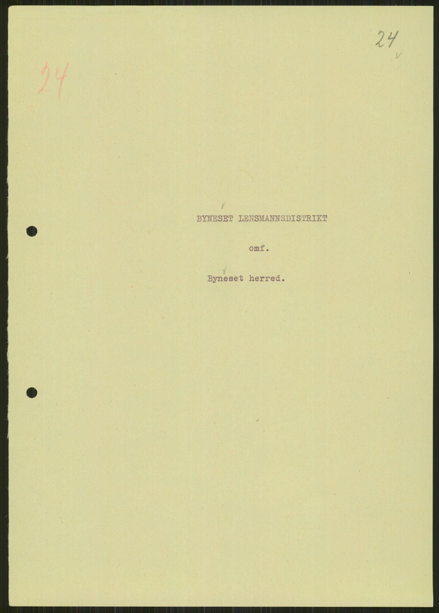 RA, Forsvaret, Forsvarets krigshistoriske avdeling, Y/Ya/L0016: II-C-11-31 - Fylkesmenn.  Rapporter om krigsbegivenhetene 1940., 1940, s. 181
