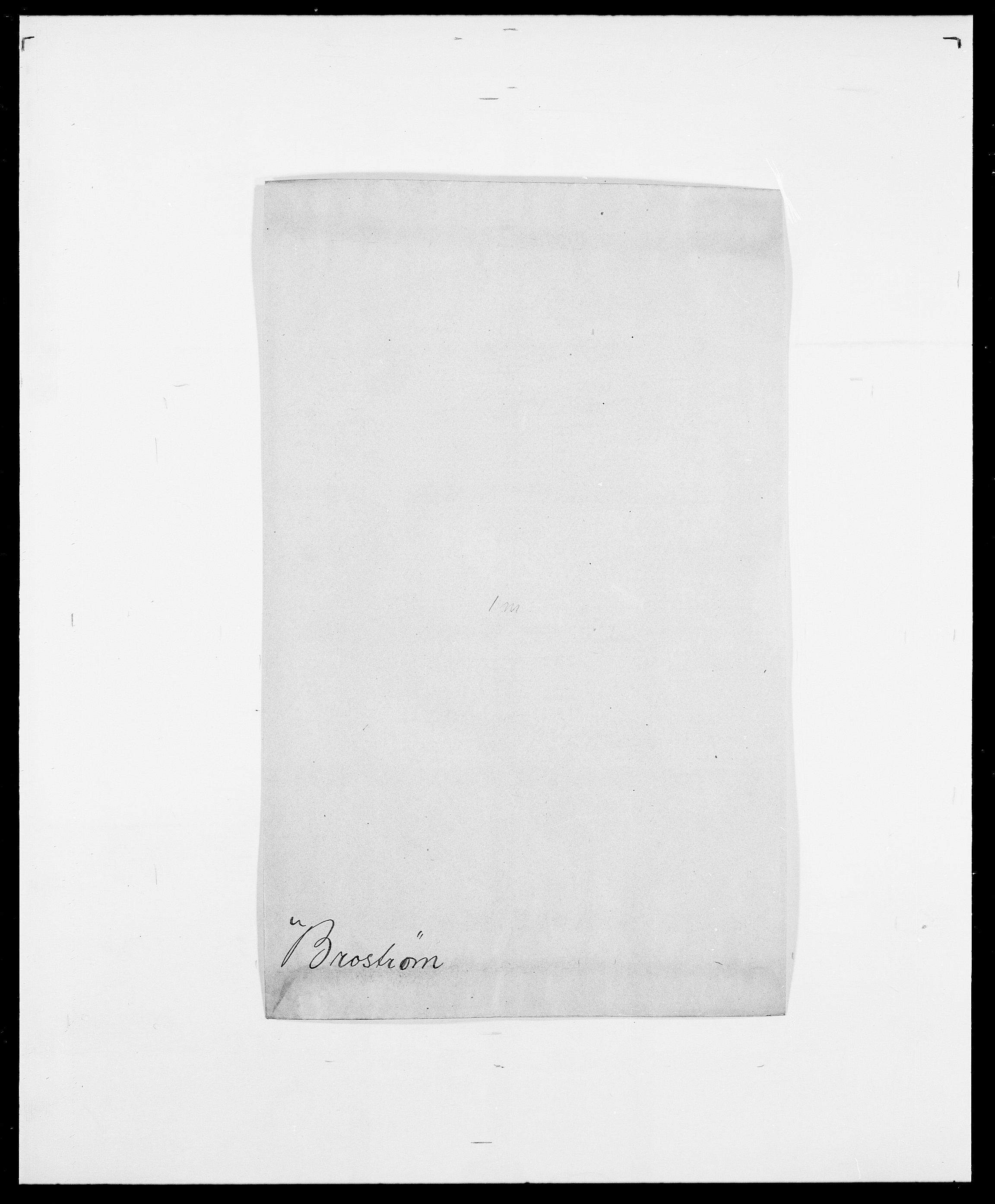 SAO, Delgobe, Charles Antoine - samling, D/Da/L0006: Brambani - Brønø, s. 535