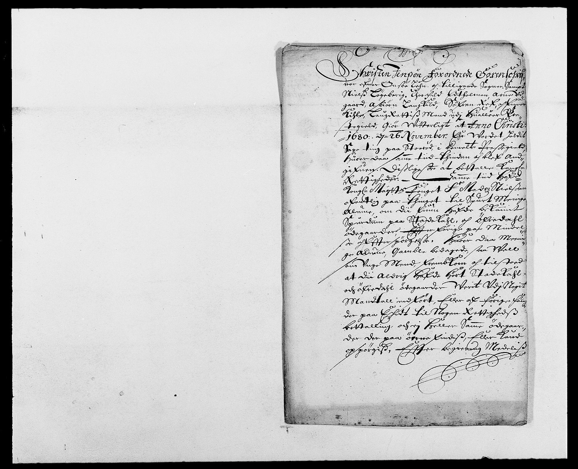 RA, Rentekammeret inntil 1814, Reviderte regnskaper, Fogderegnskap, R03/L0111: Fogderegnskap Onsøy, Tune, Veme og Åbygge fogderi, 1680, s. 222