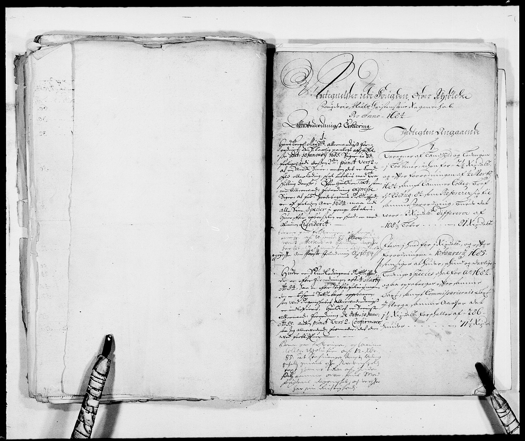 RA, Rentekammeret inntil 1814, Reviderte regnskaper, Fogderegnskap, R47/L2854: Fogderegnskap Ryfylke, 1684, s. 323