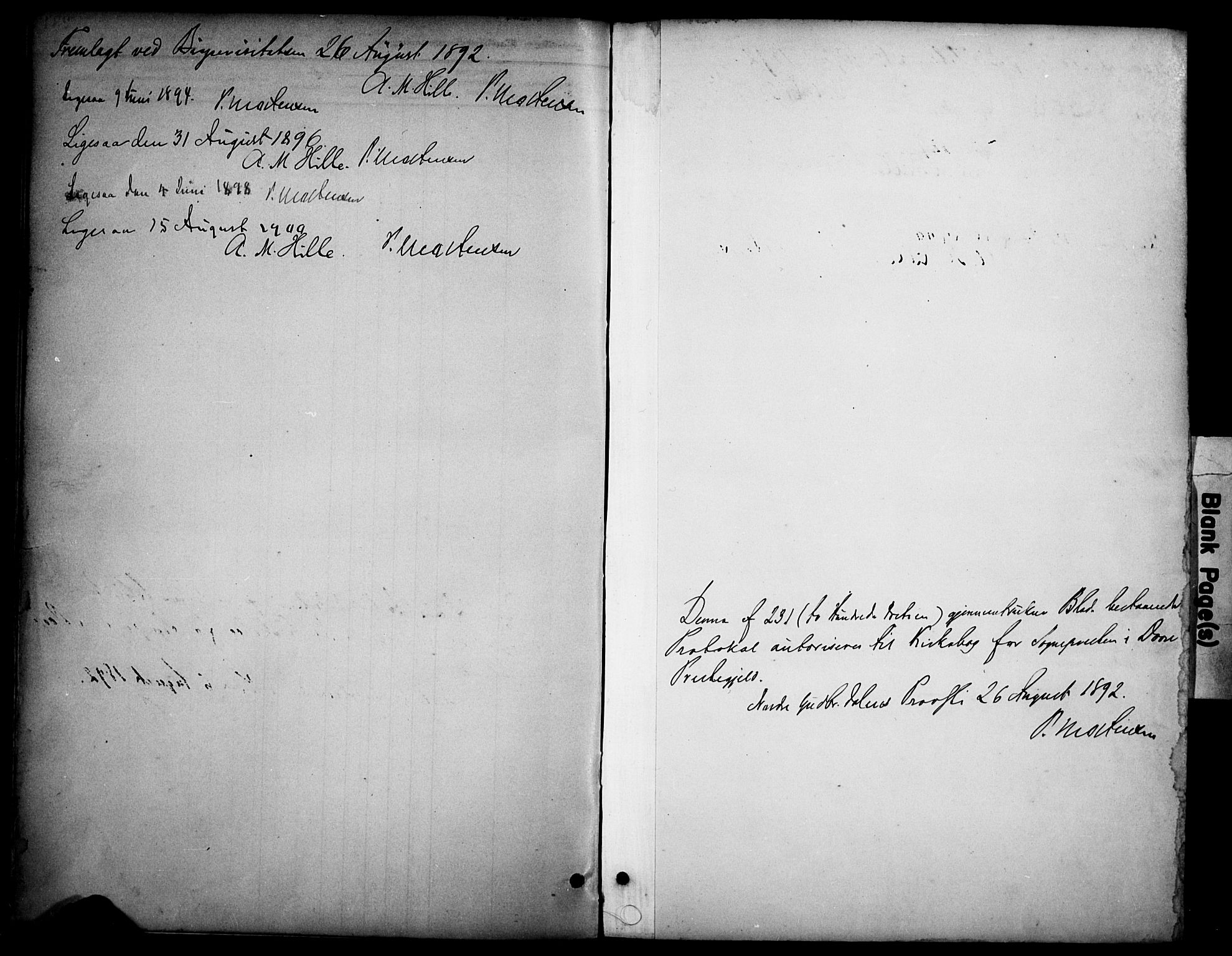 SAH, Dovre prestekontor, Ministerialbok nr. 3, 1891-1901, s. 230