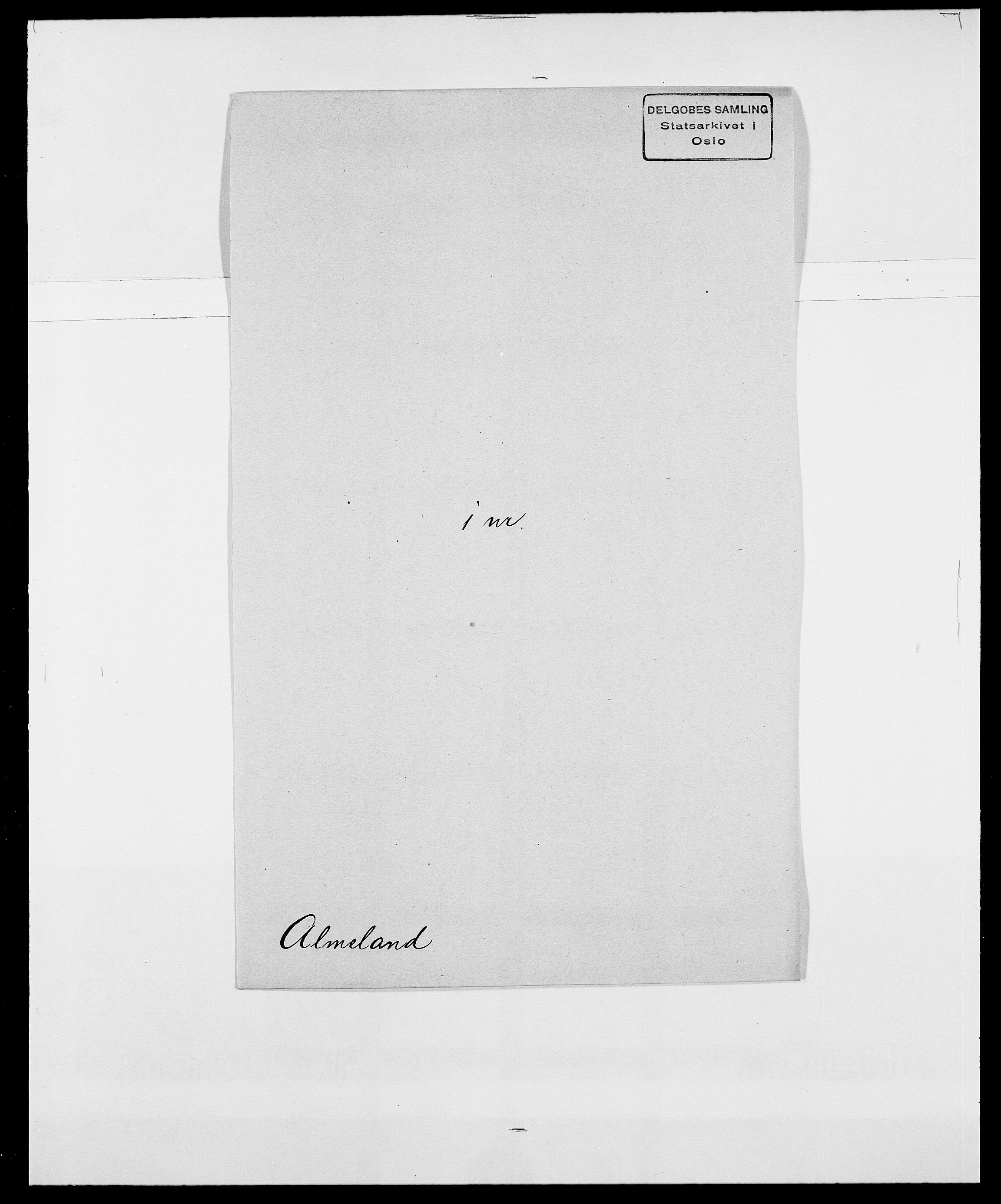 SAO, Delgobe, Charles Antoine - samling, D/Da/L0001: Aabye - Angerman, s. 442